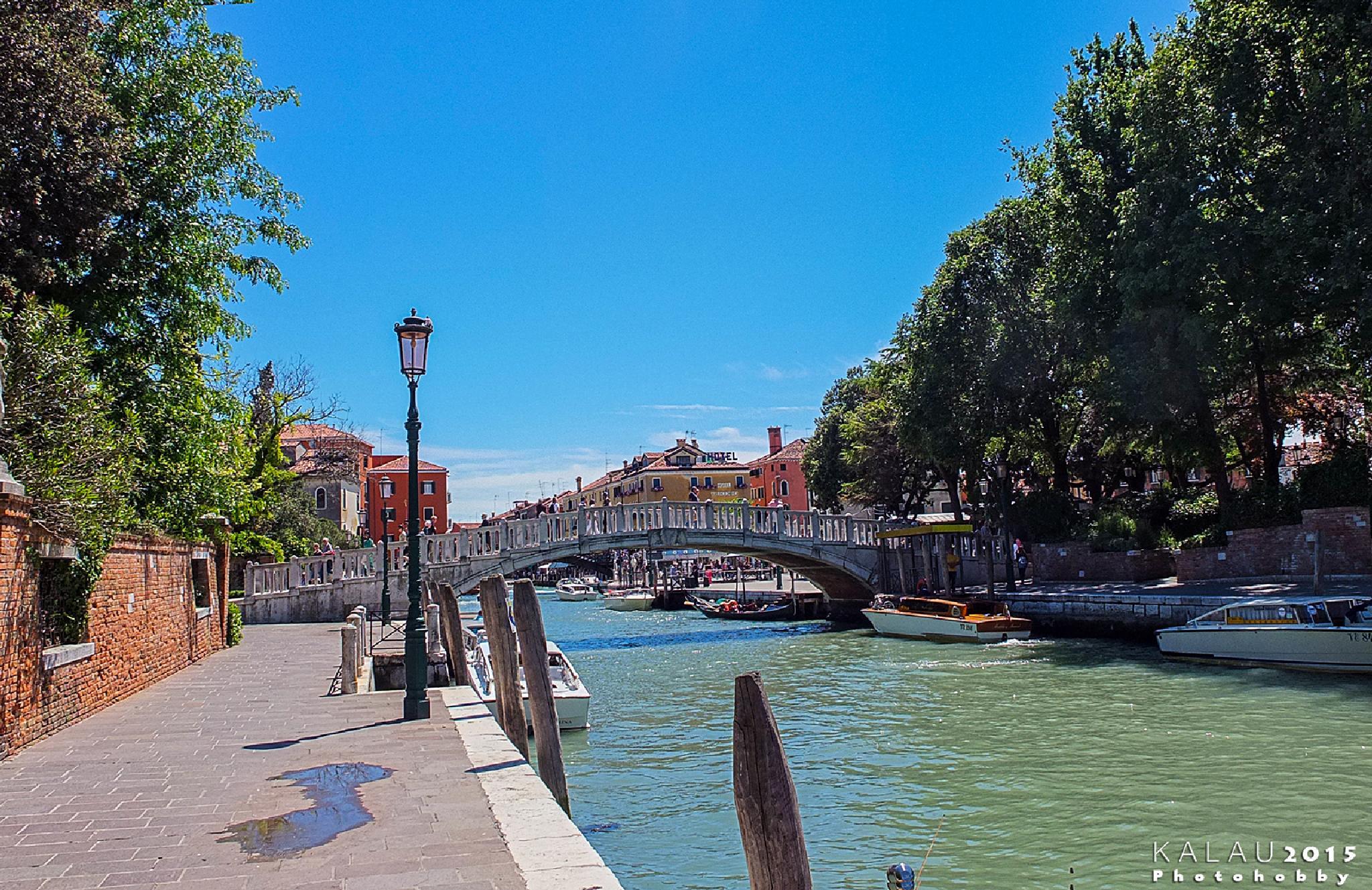 Venice by Kalau