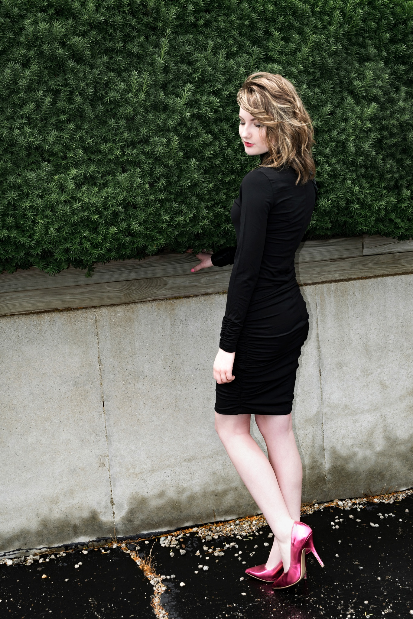 Woman In Black by TheHilaryClark