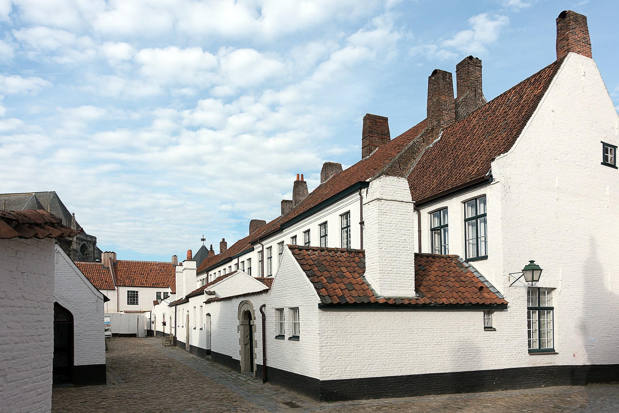 begijnhof by Renaat