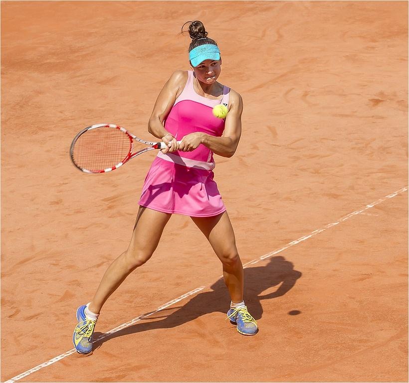 tennis by Renaat