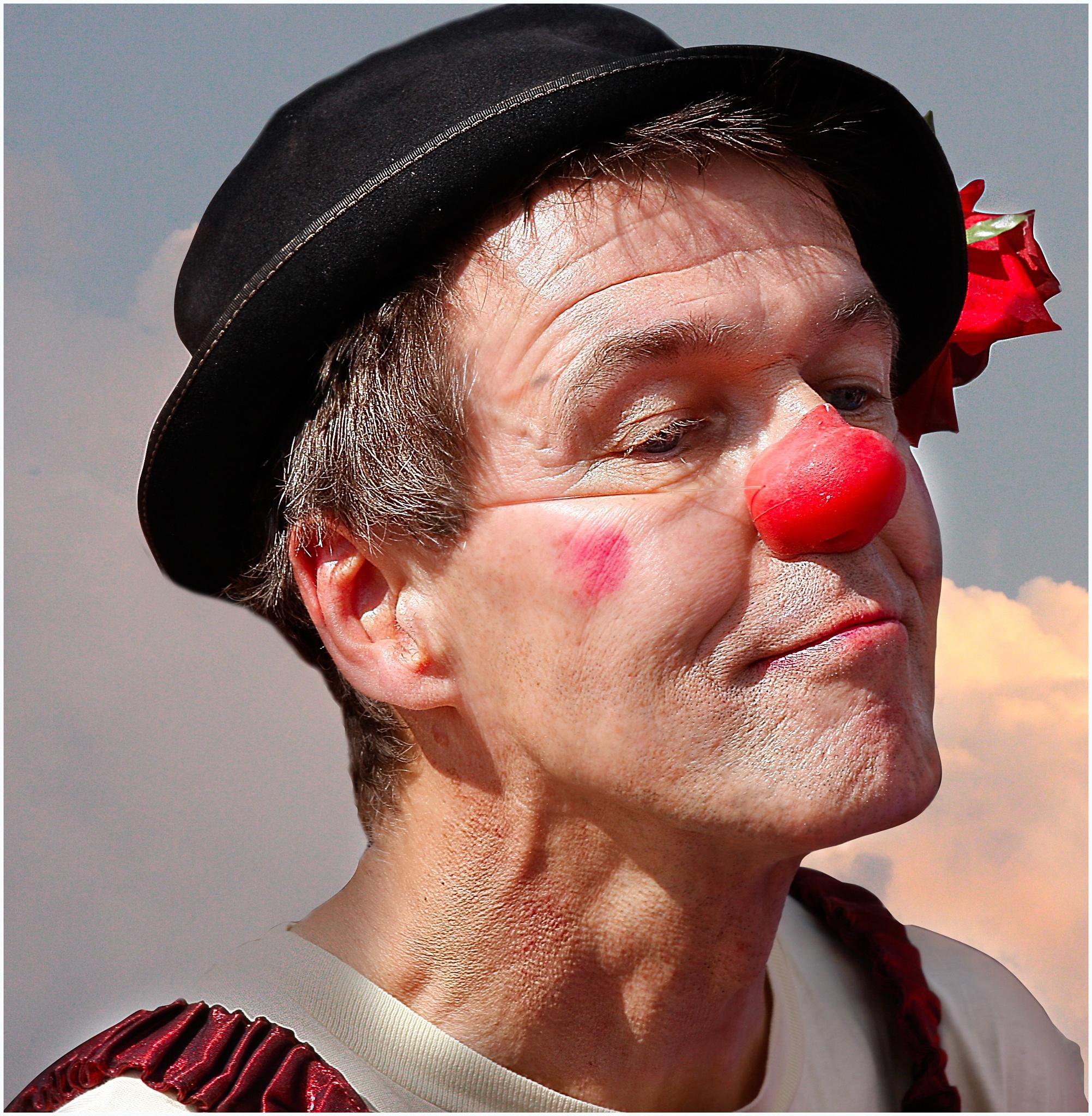 clown by Renaat
