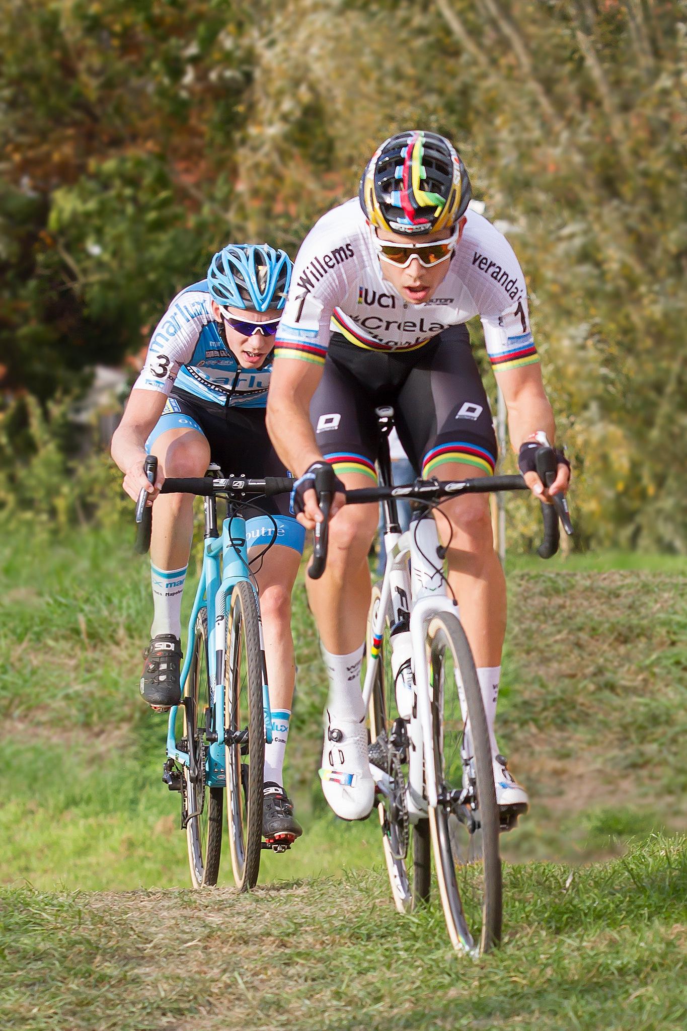 cyclocross by Renaat