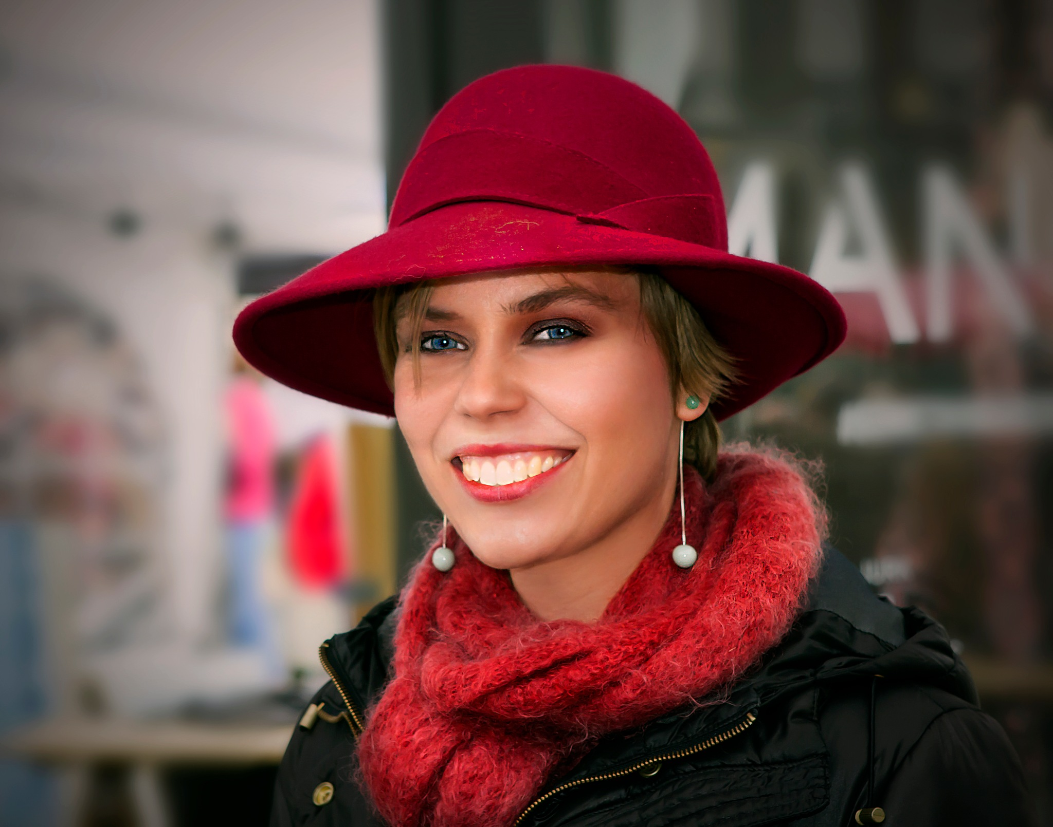 red hat by Renaat