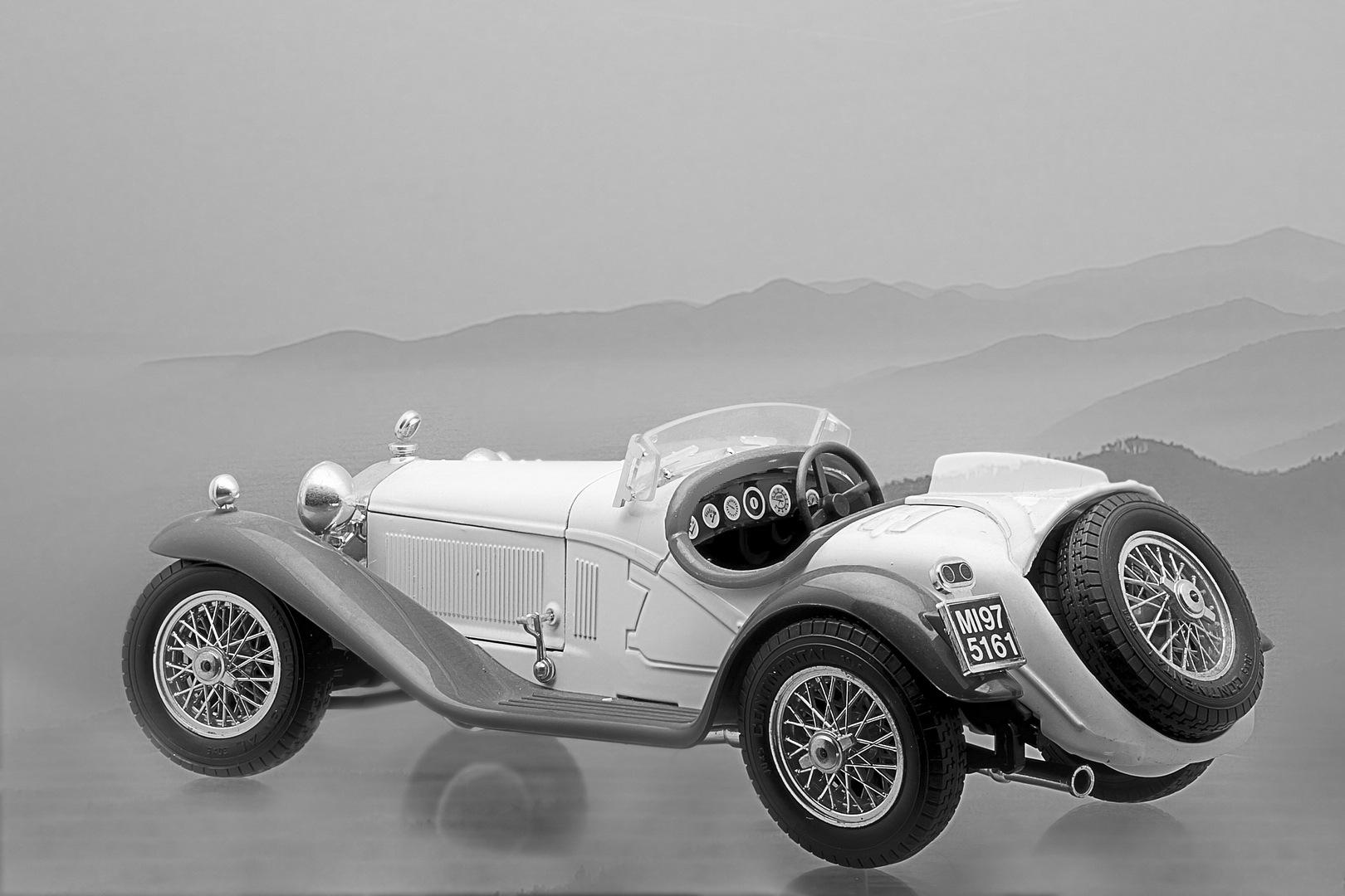 old car by Renaat