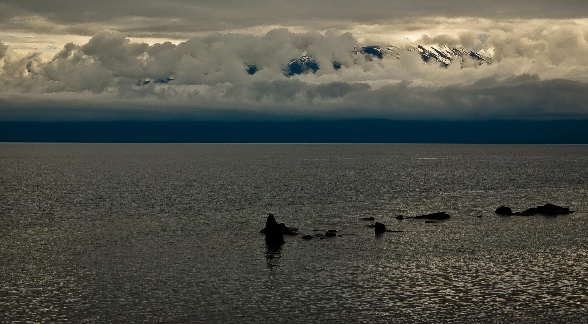 Nubes del amanecer by oscarruben_suarez