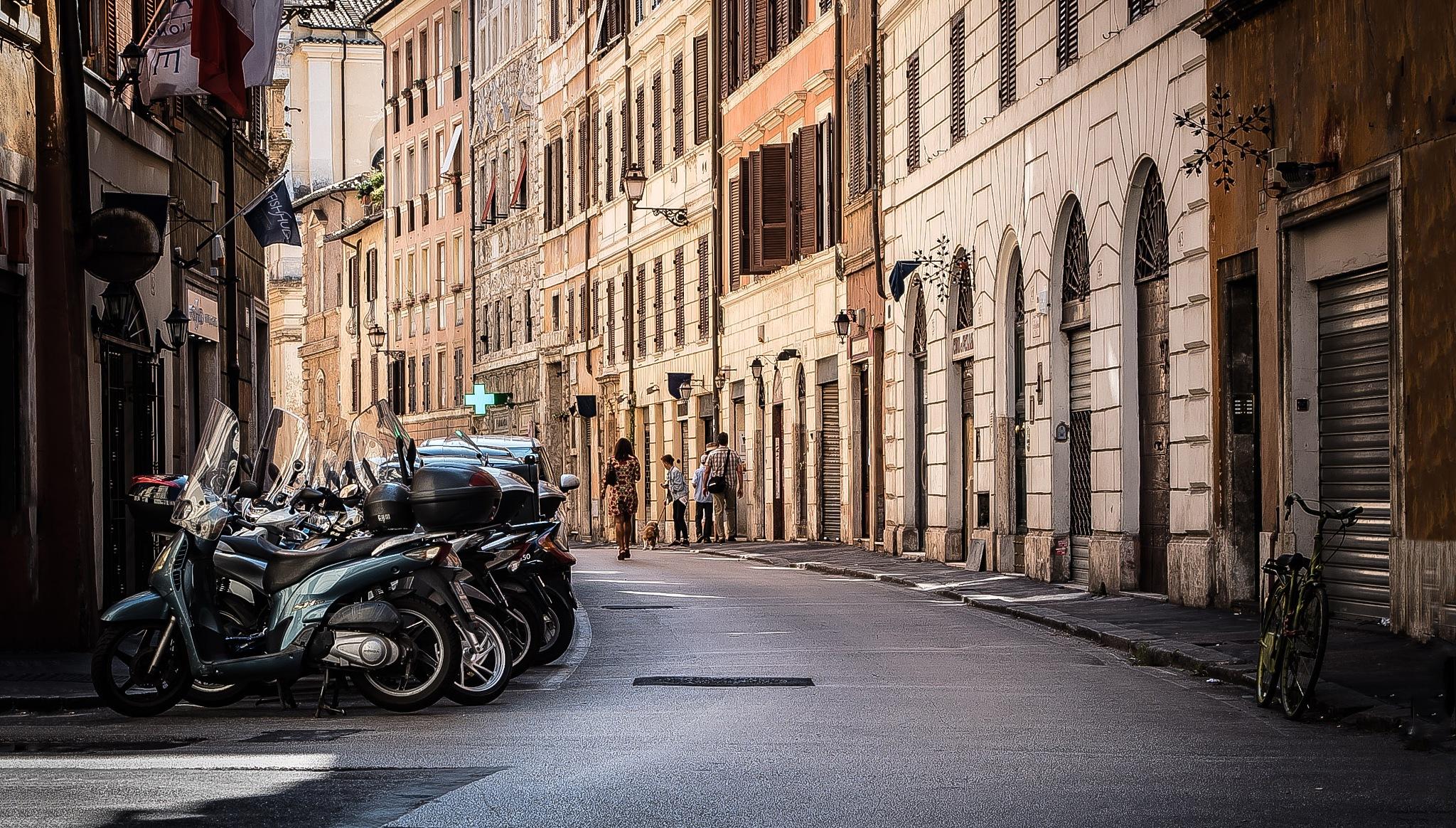 Roma de todos los días. by oscarruben_suarez