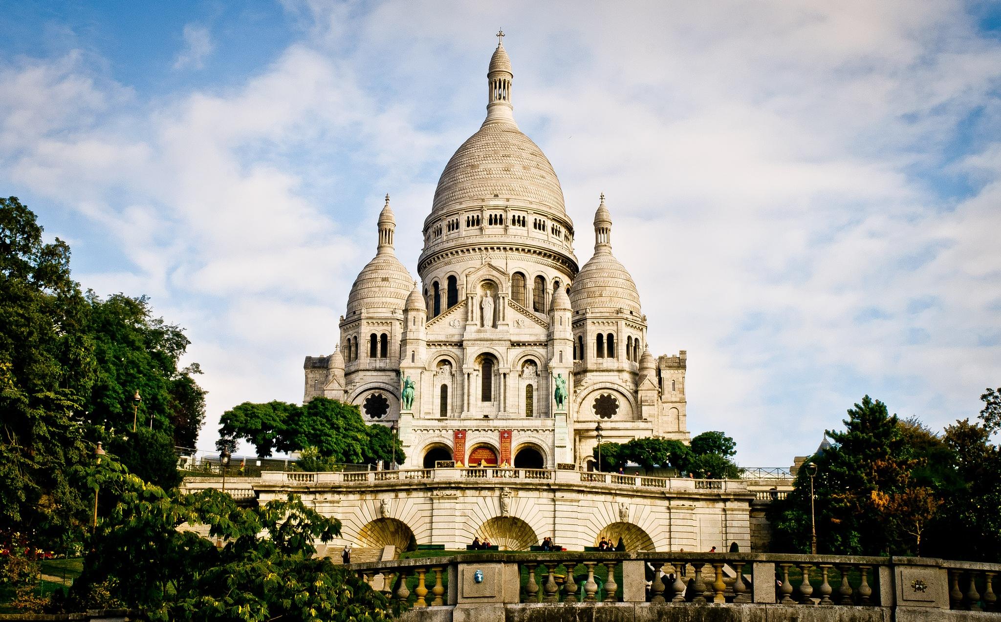 Basílica de Sacre Couer by oscarruben_suarez