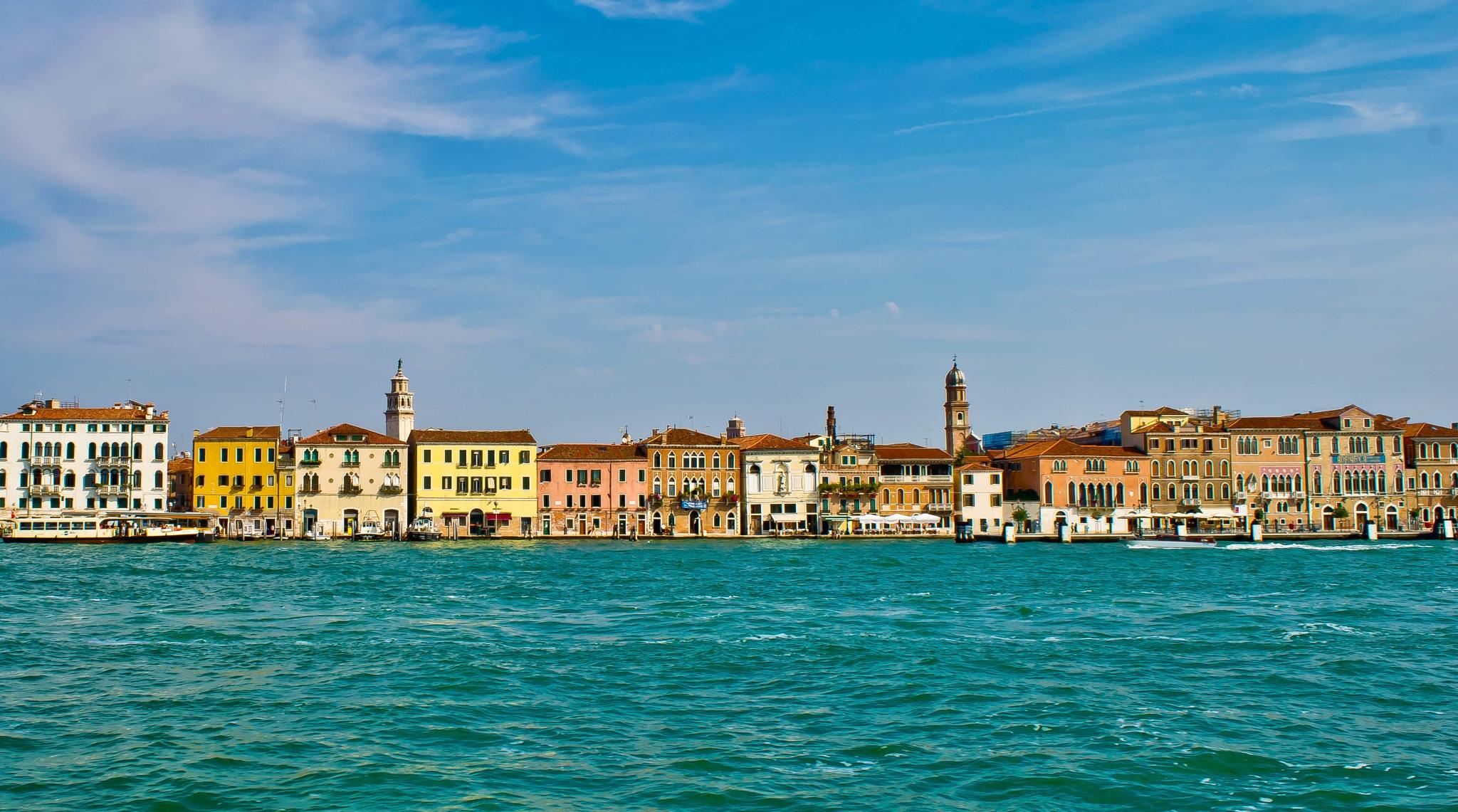 El estilo y los colores de Venezia. by oscarruben_suarez