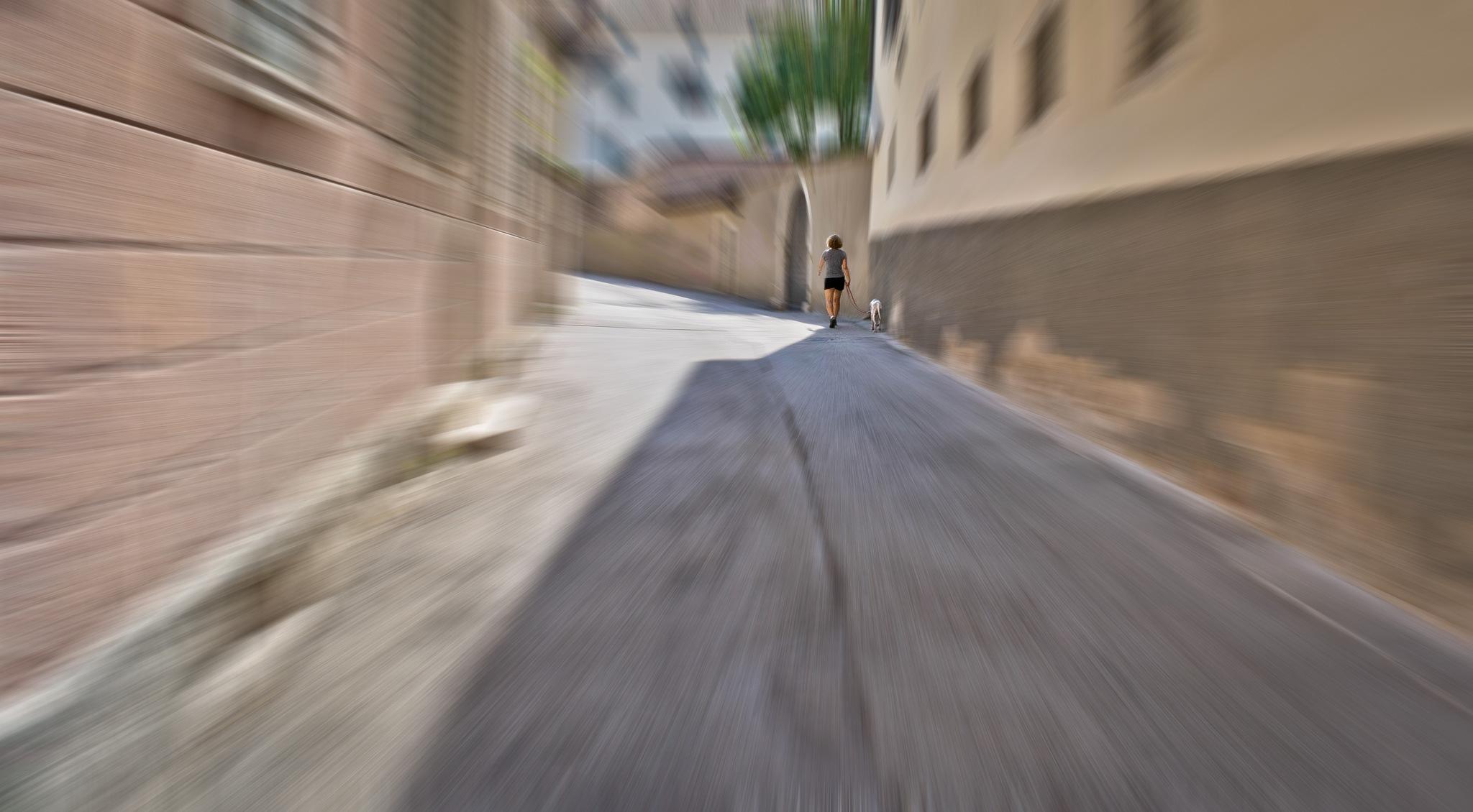 El paseo matutino de cada día by oscarruben_suarez