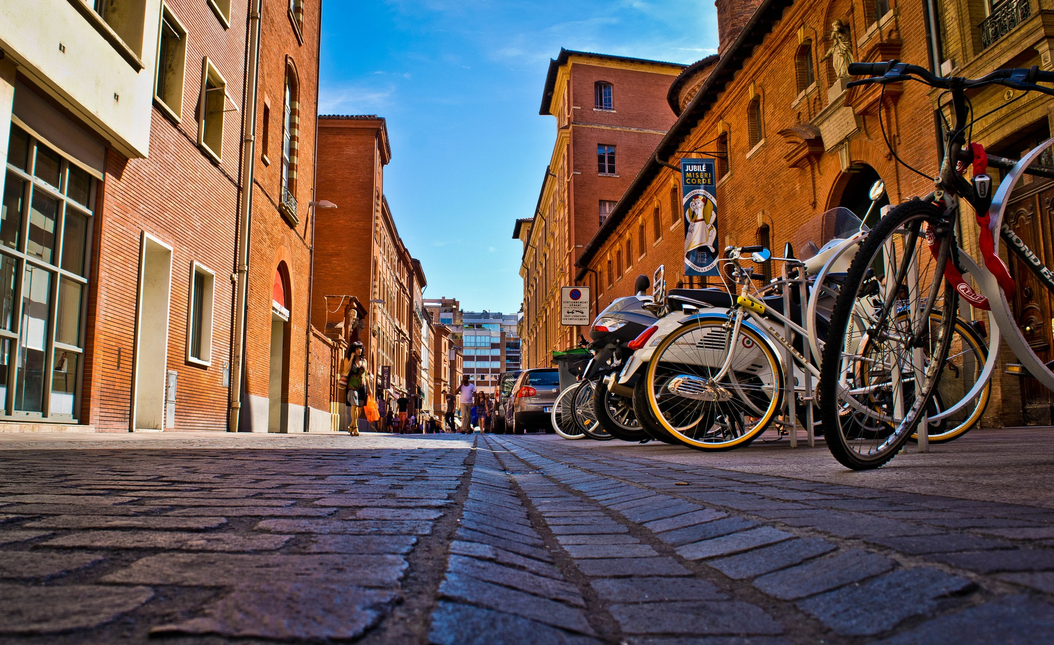 Por las calles de Toulouse by oscarruben_suarez
