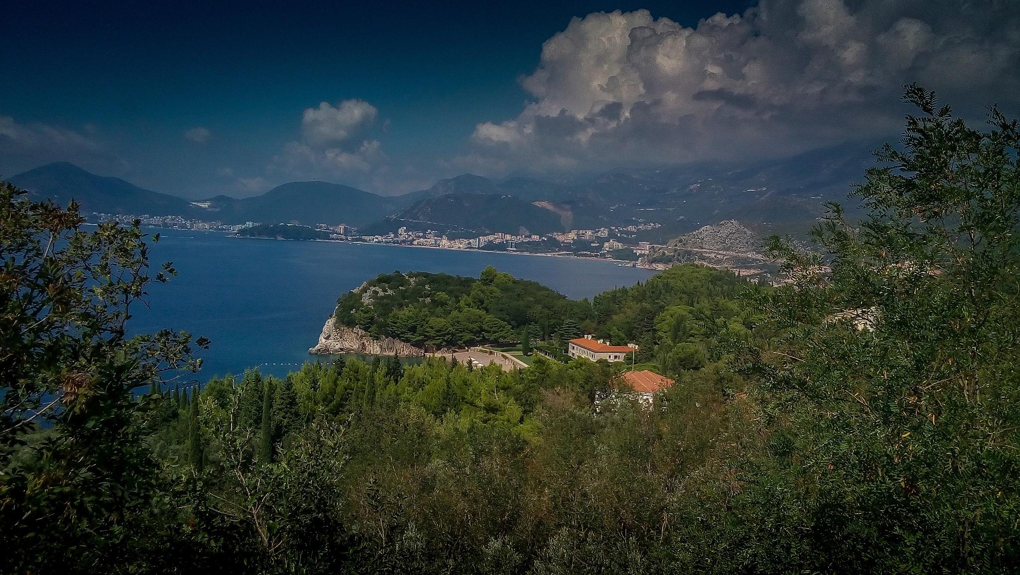 Montenegro by Tanasije Savic
