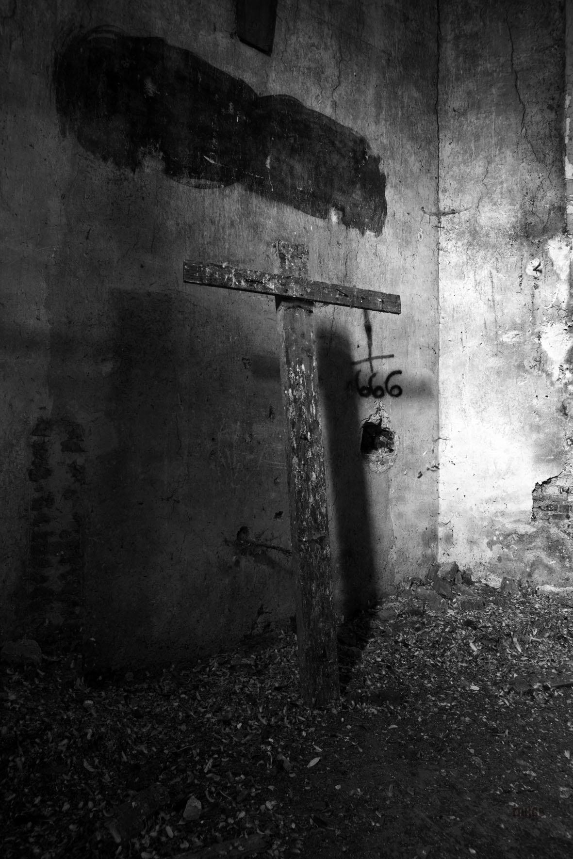 Gravestone Church by Marc Kurowski