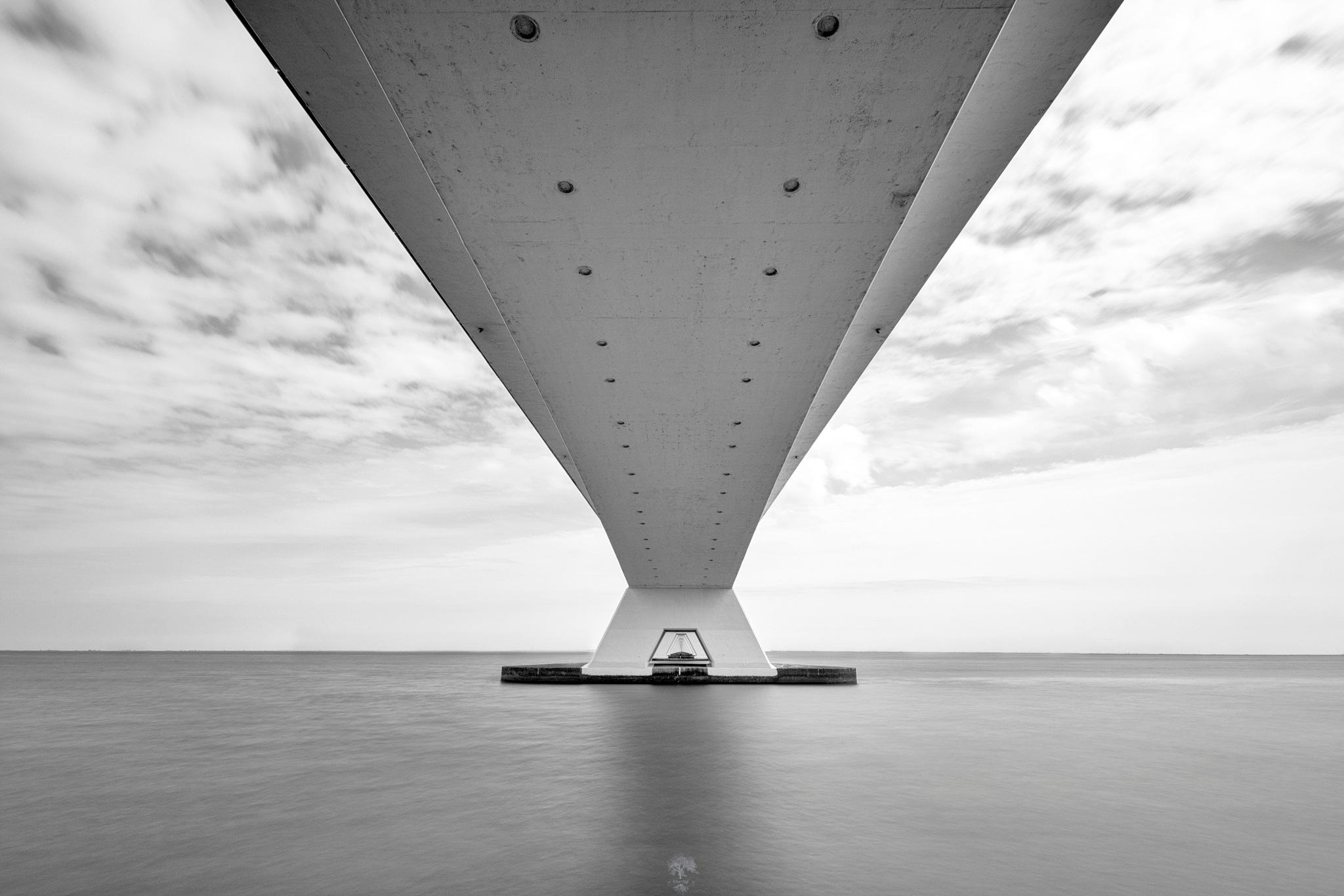 Zeelandbrug by Marc Kurowski