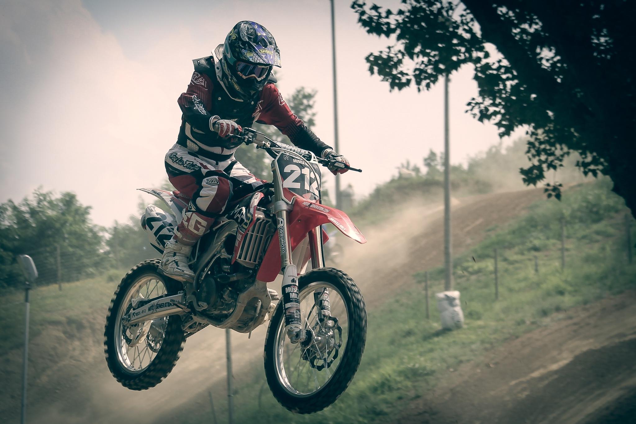 Jump by Thomas Pagliai