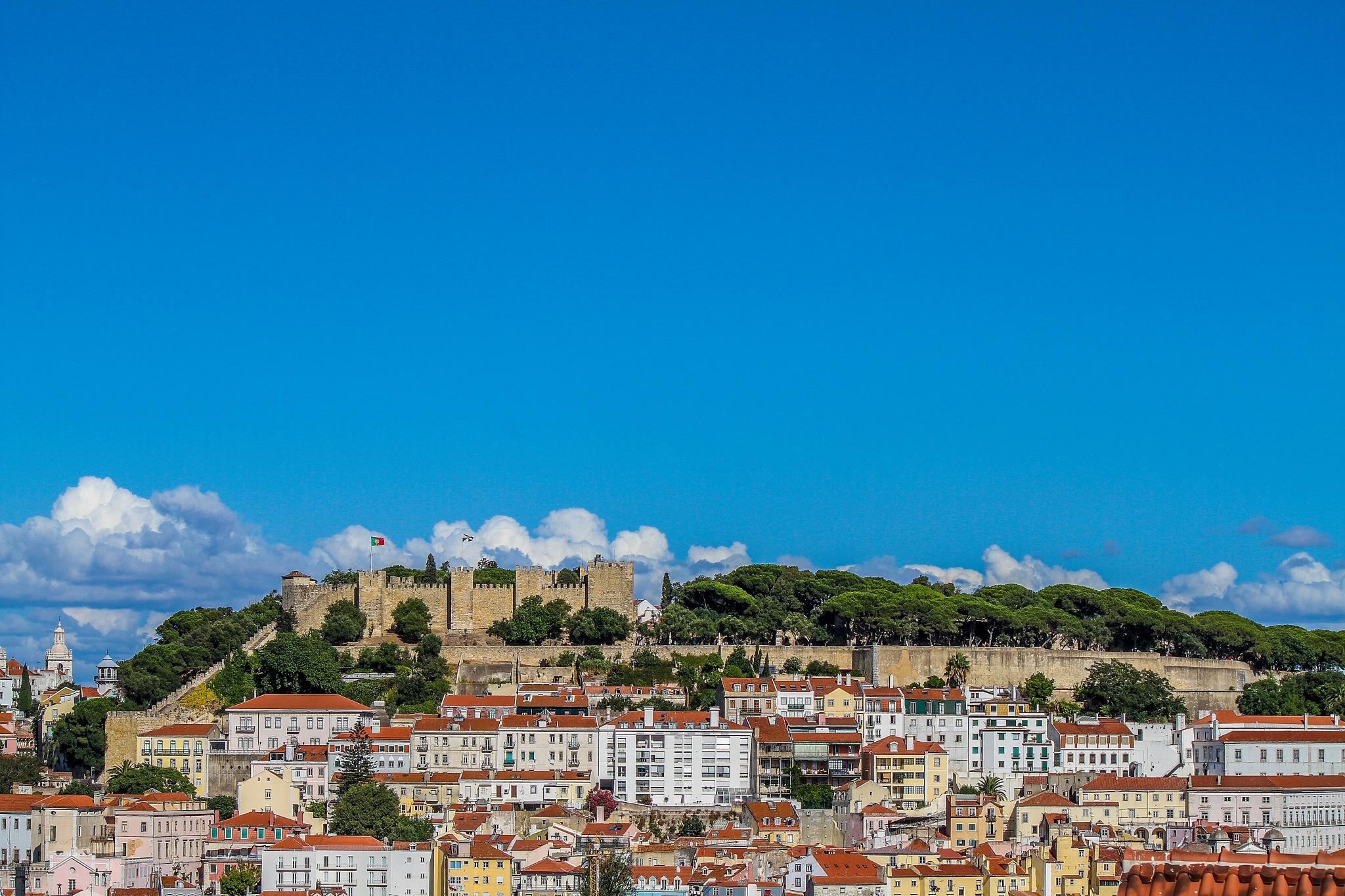 Castelo de S. Jorge _ Lisboa by FernandoLopes