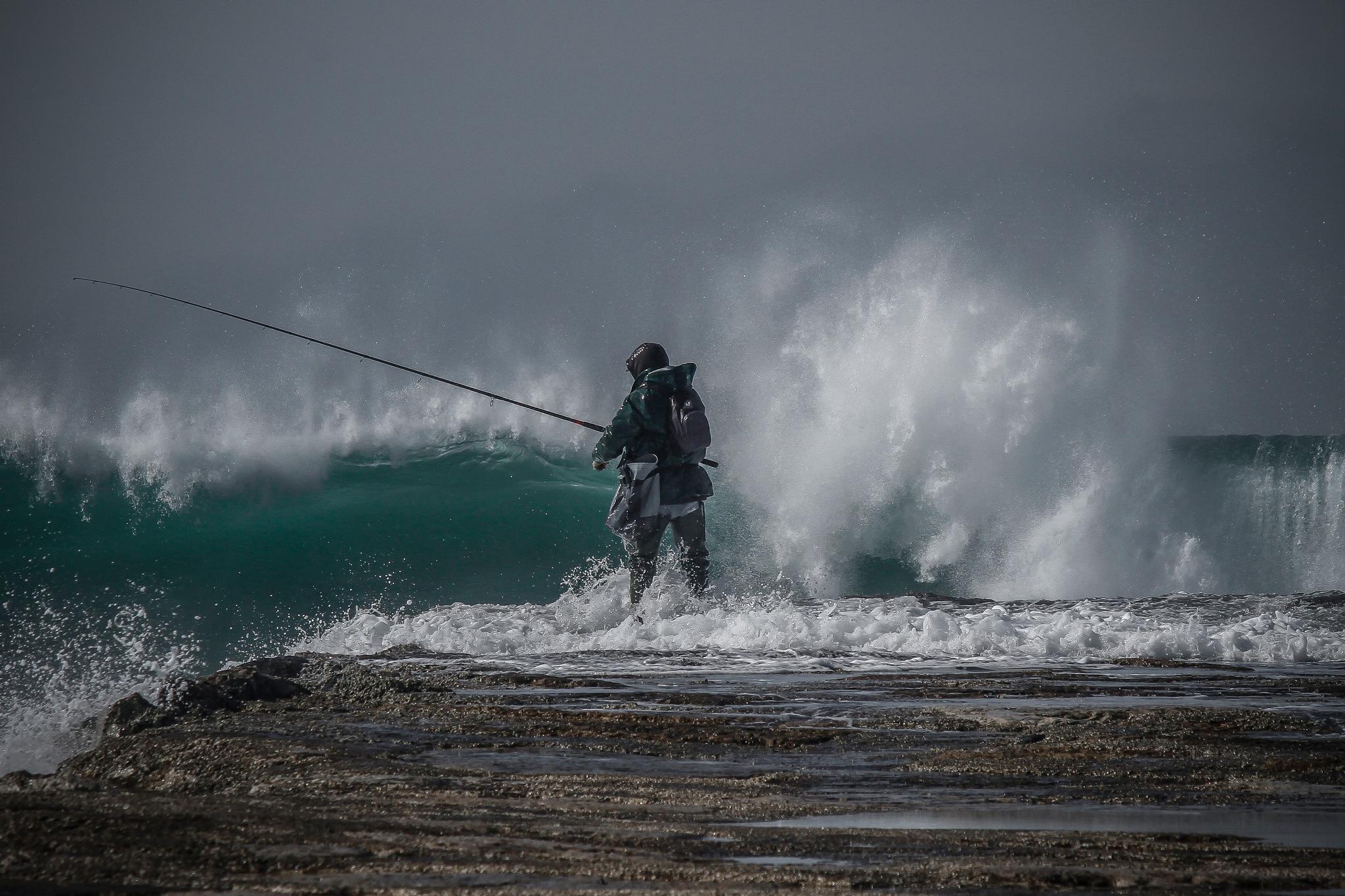 Costa de Caparica by FernandoLopes