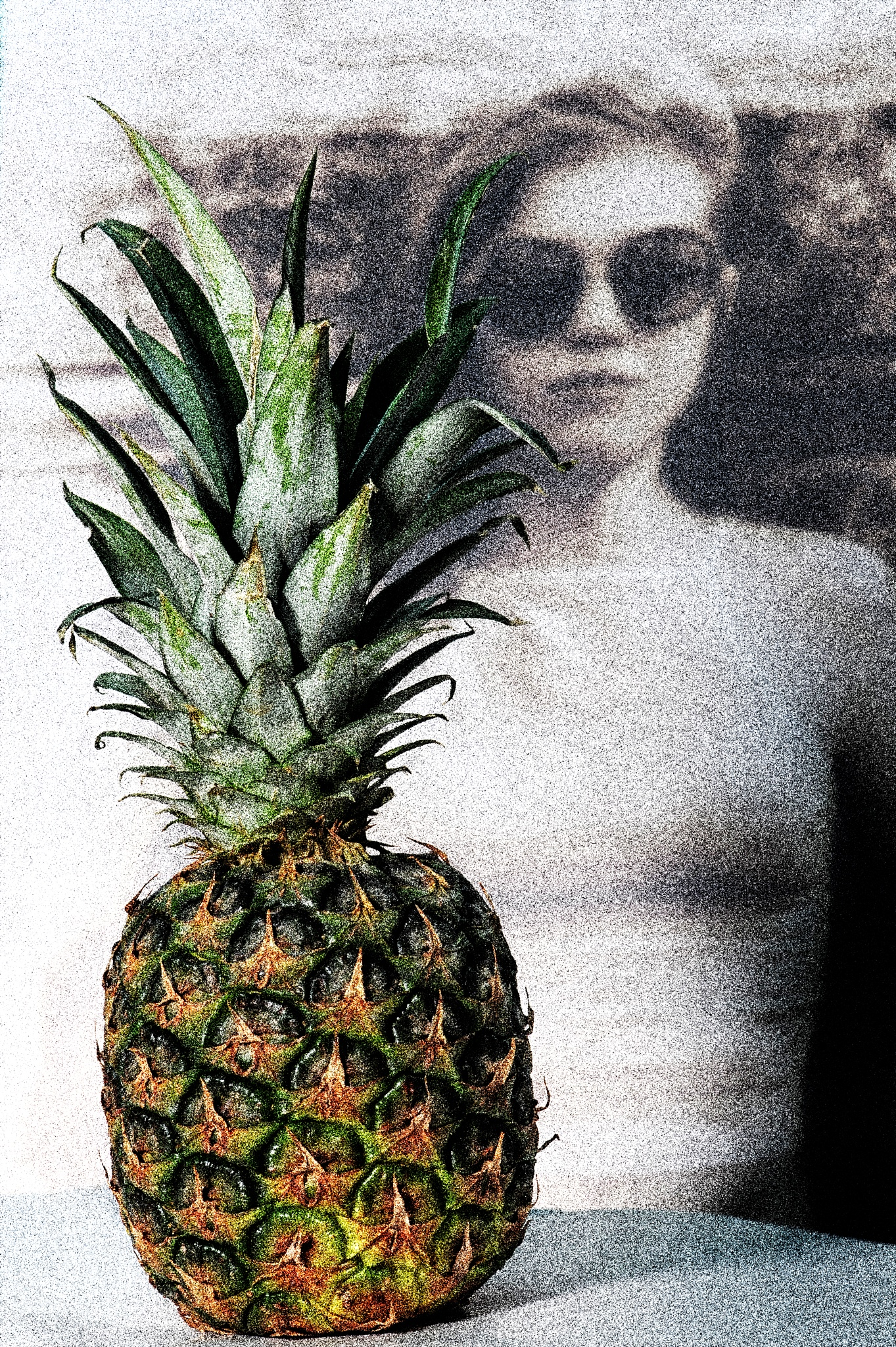 by:glenn goulding © ...   pineapple  by glenngoulding
