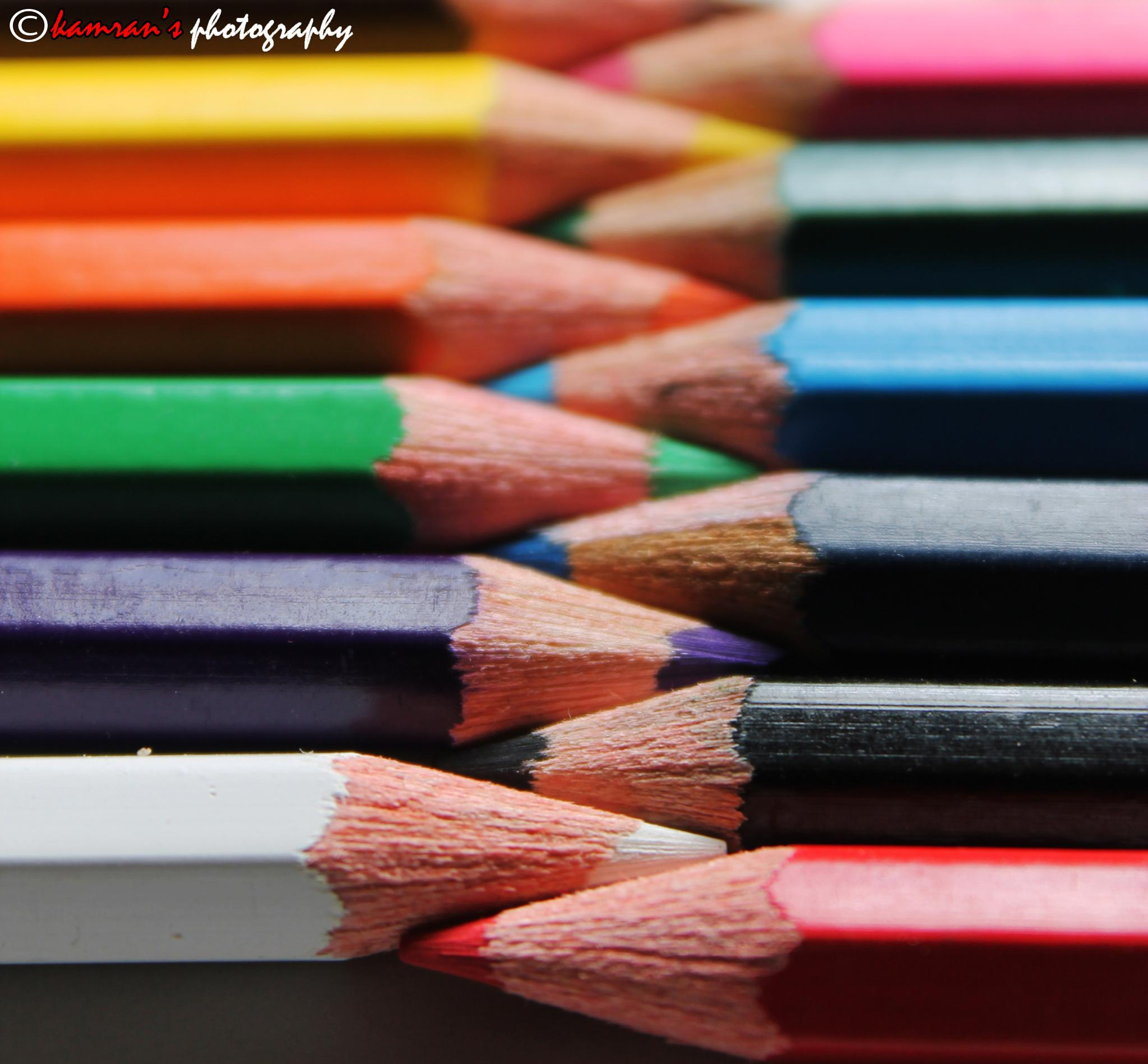 Photo in Product #color #pencil #color pencils #product