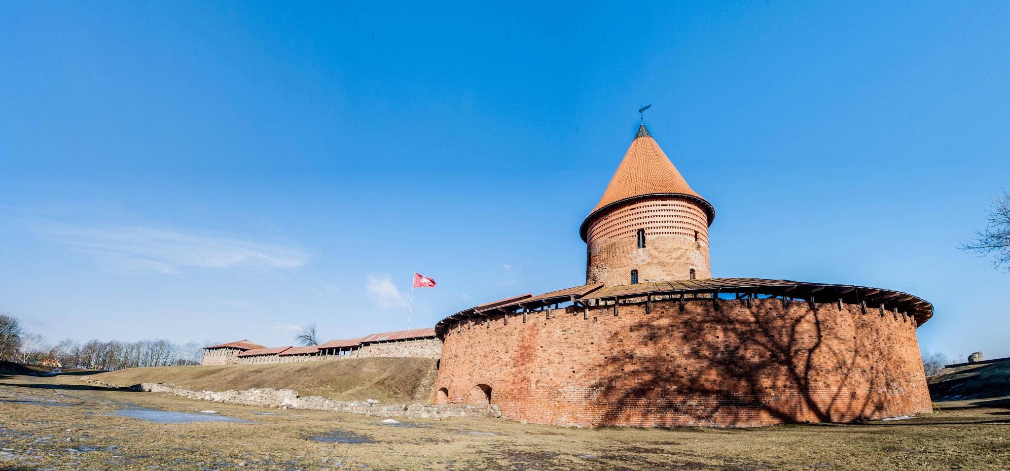 castle enormity by Vilmantas Raupelis