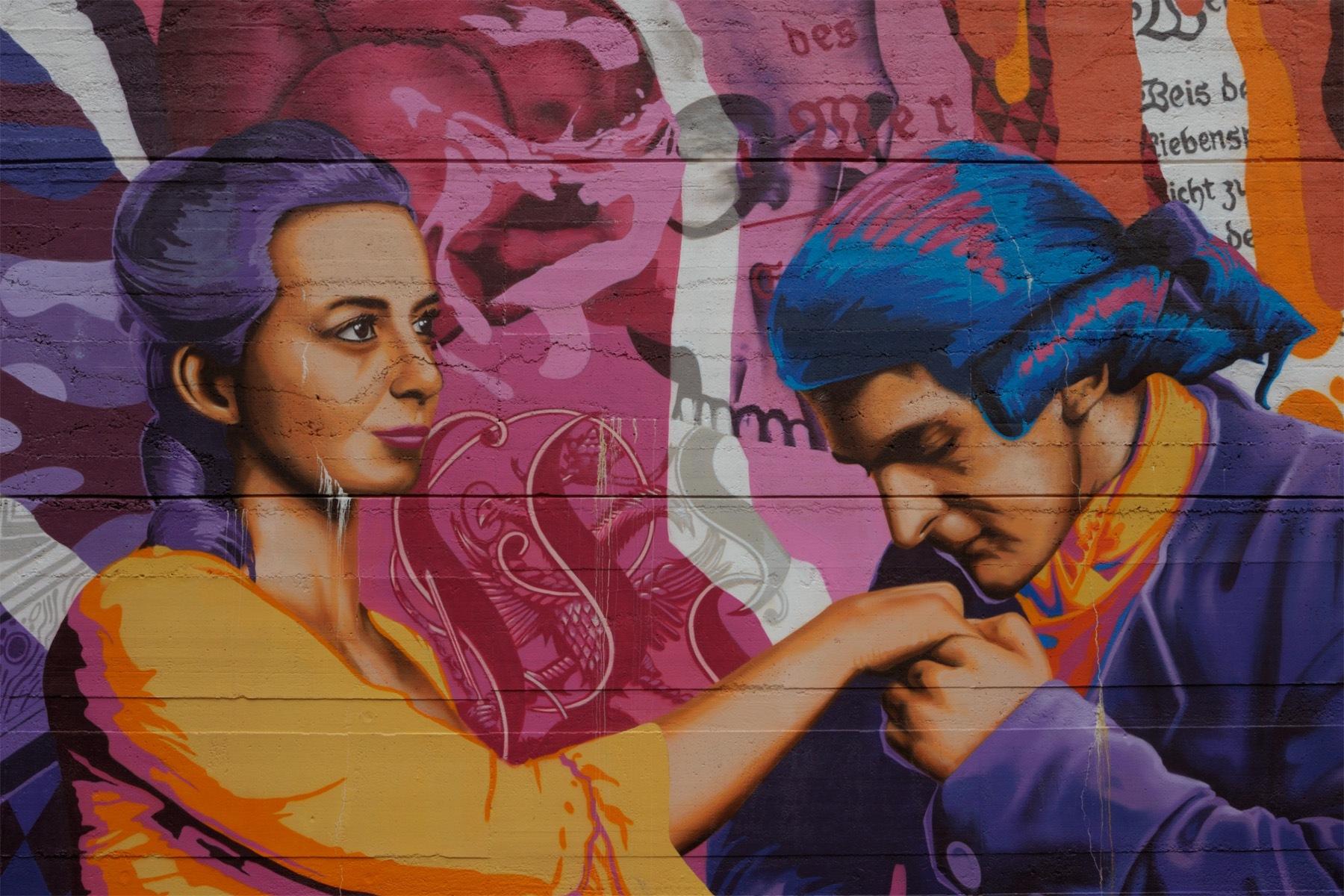 Wetzlar street art by Funktrainer