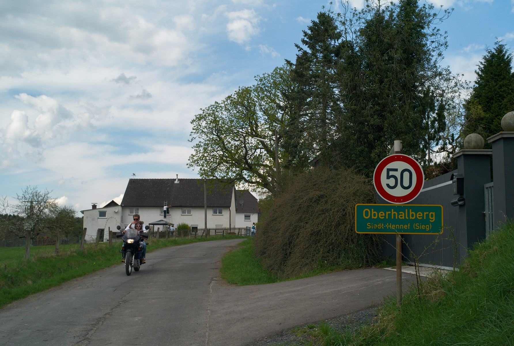 Welcome to Oberhalberg by Funktrainer