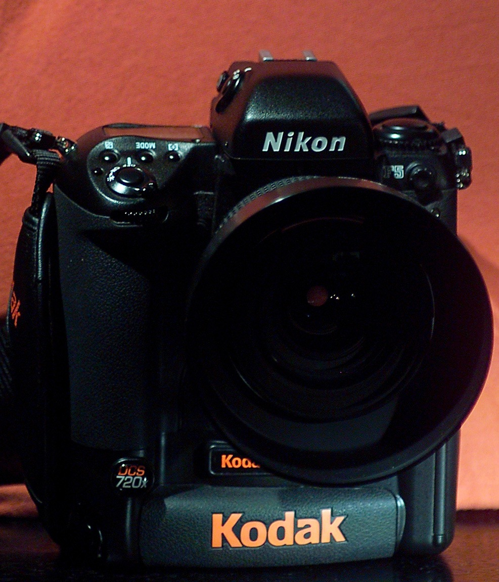 Kodak DCS720X by Funktrainer