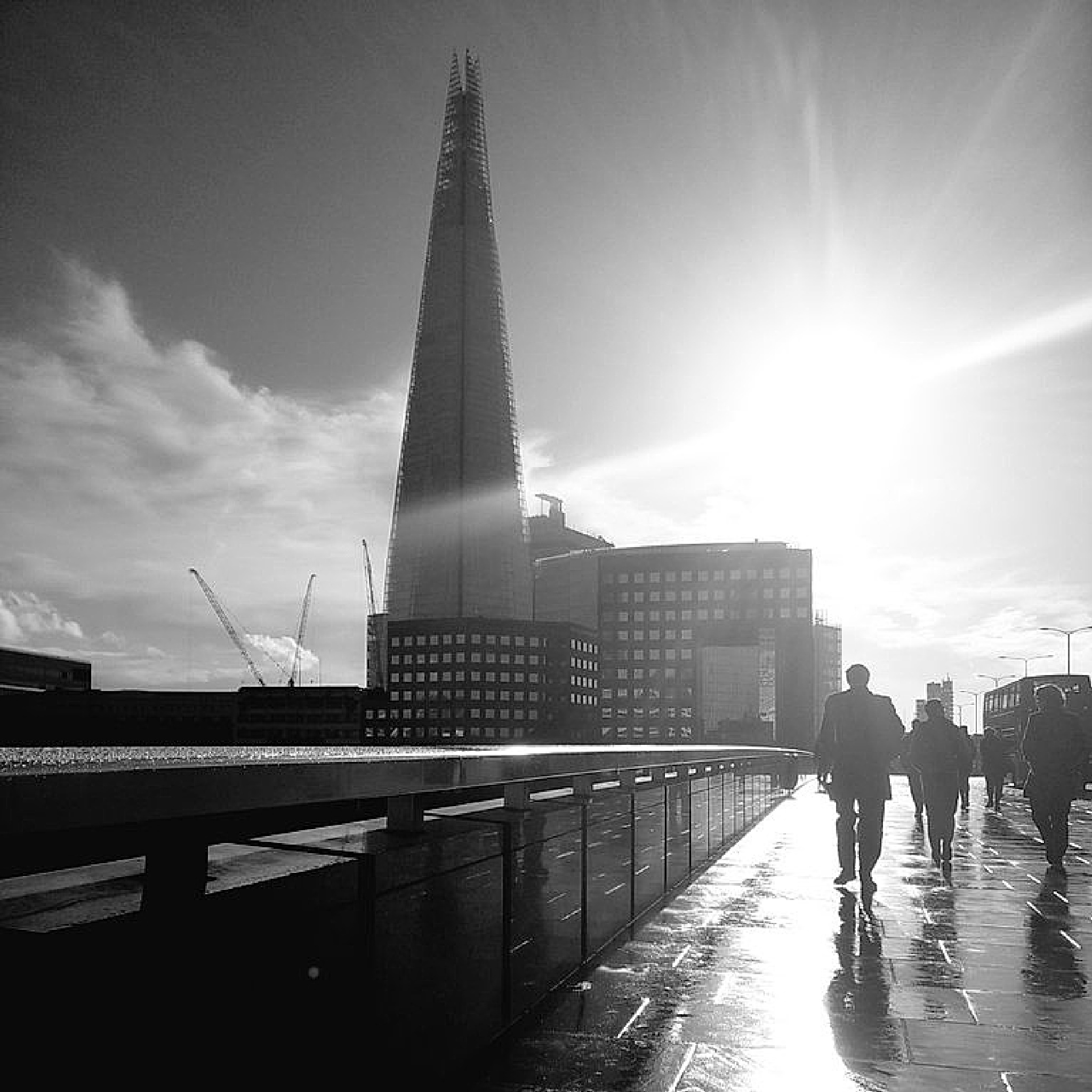 The Shard by r1ch1eb