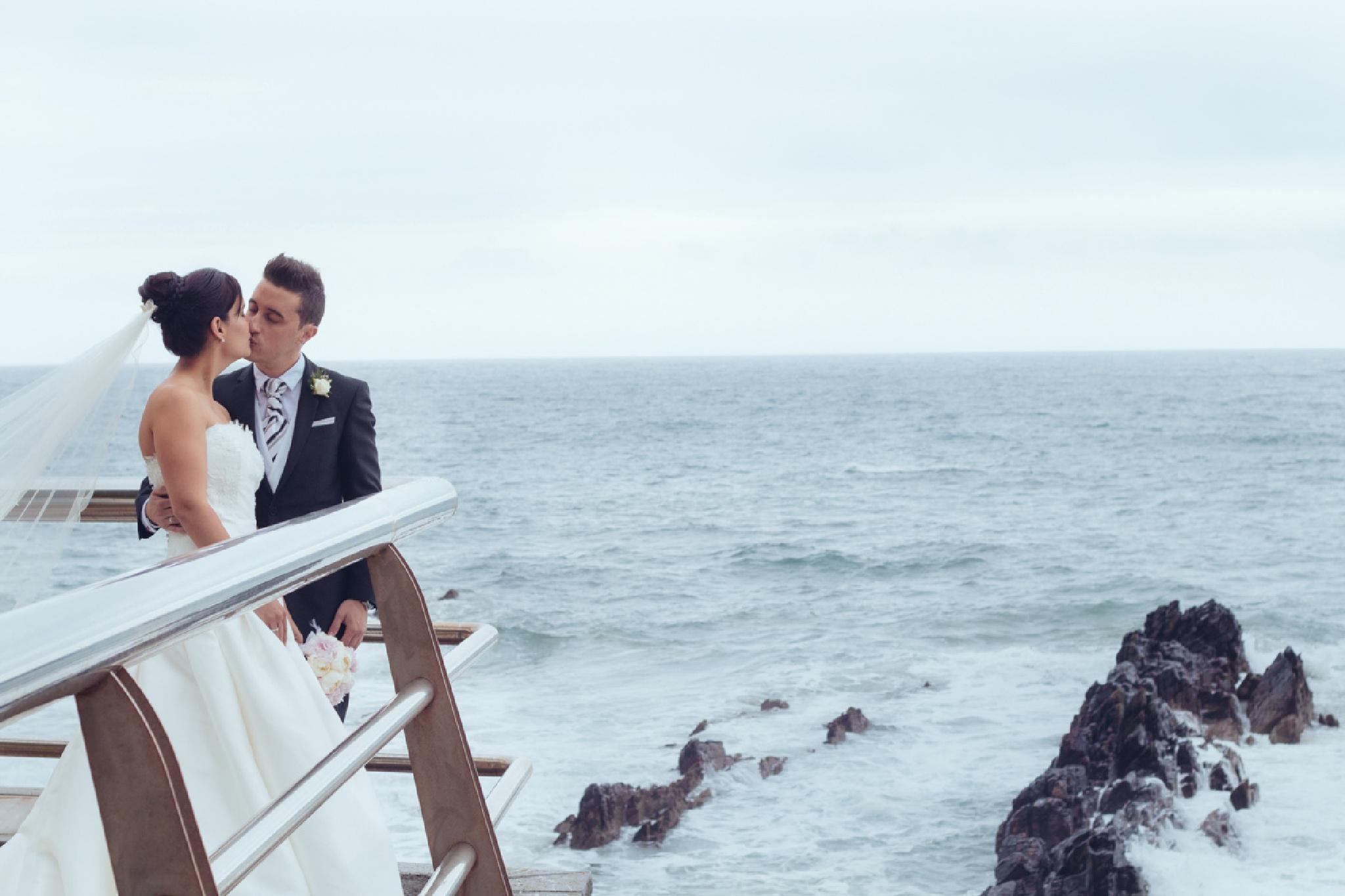 Amor en la costa by johannaariasfoto