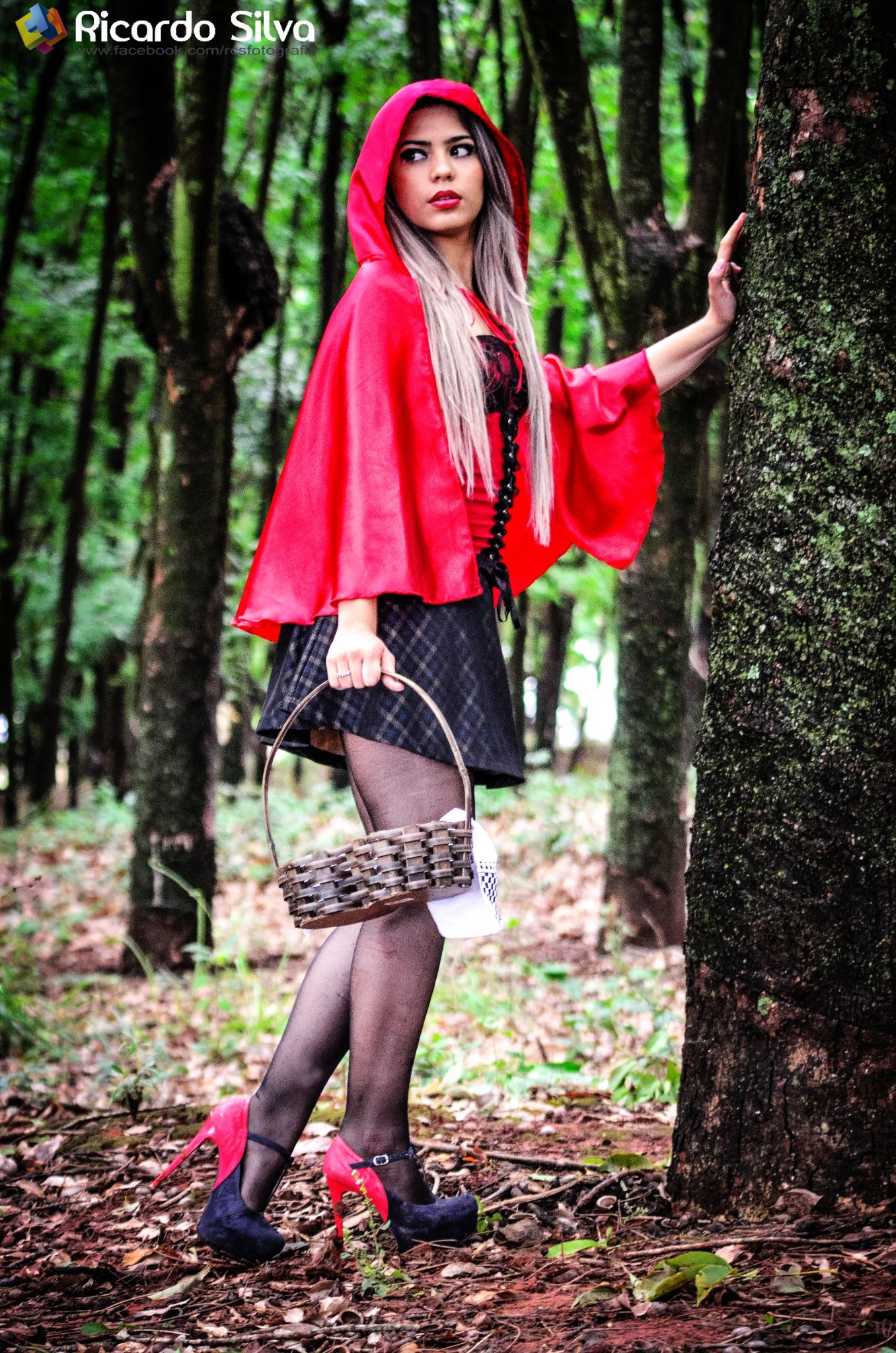 Little Red Riding Hood by rcsricardo