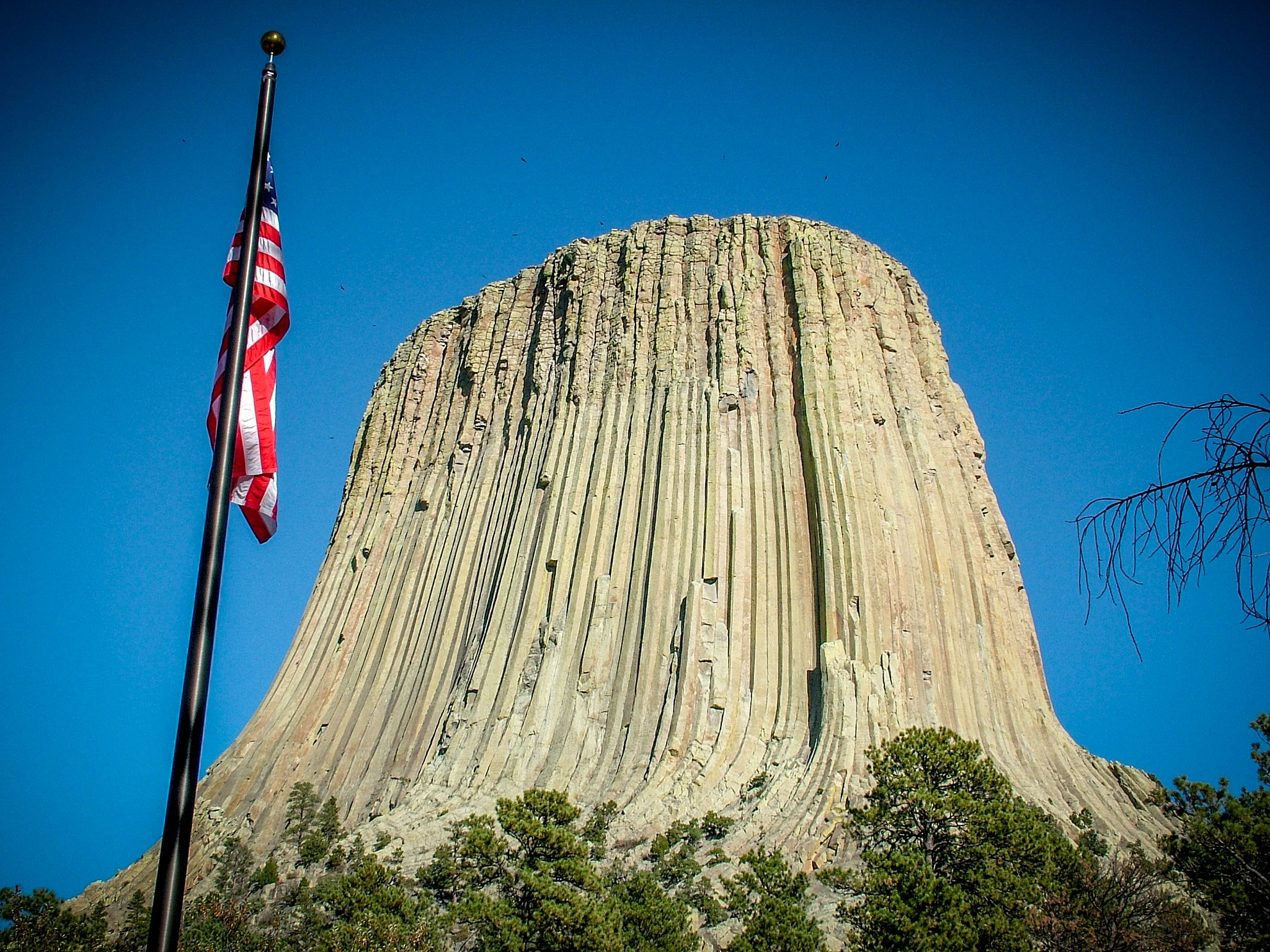 Devils Tower by Richy