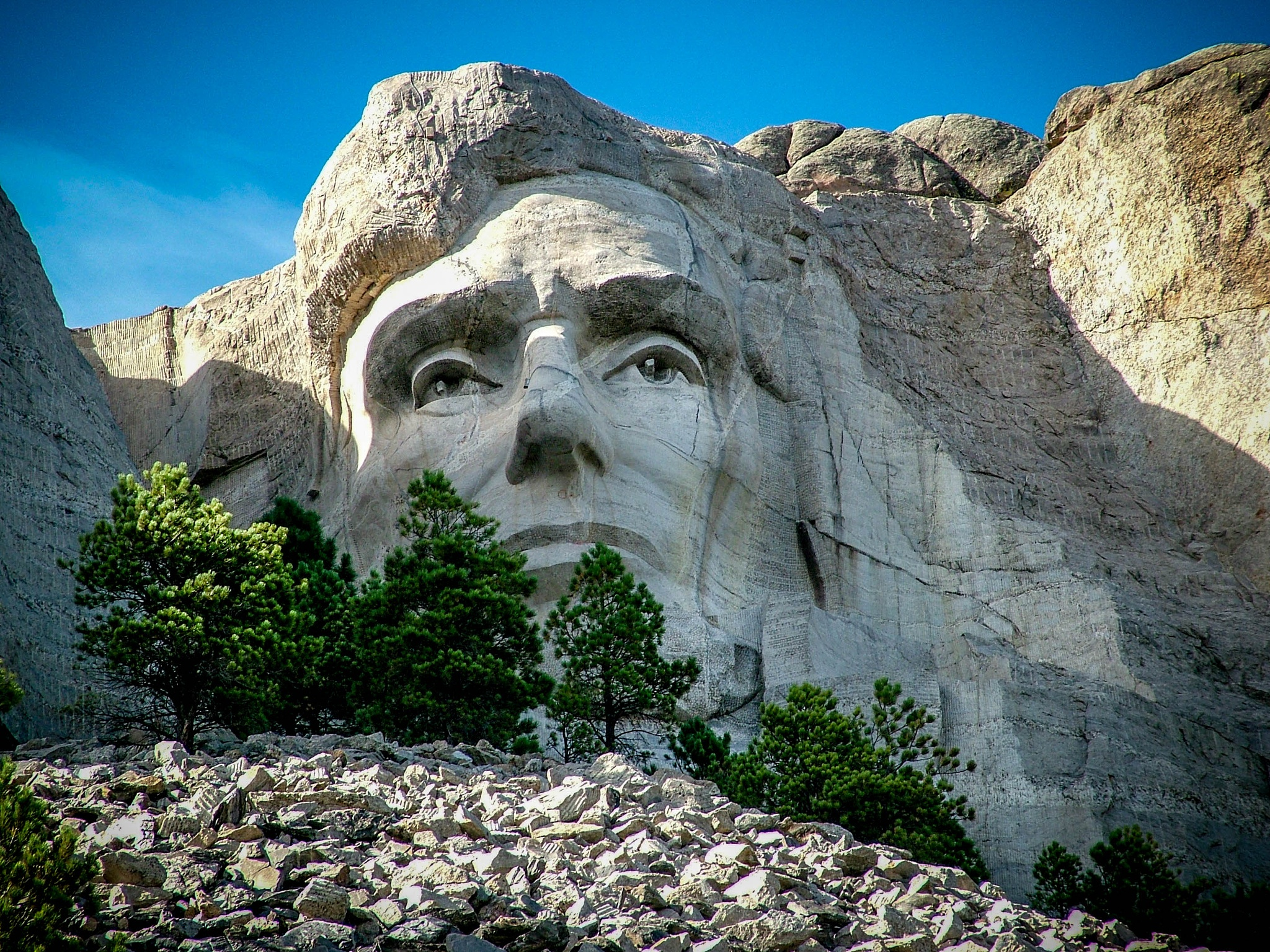 Mount Rushmore by Richy