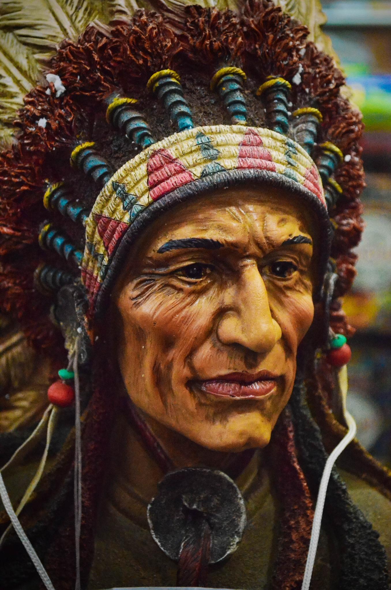 Apache  by Elaine Cristy