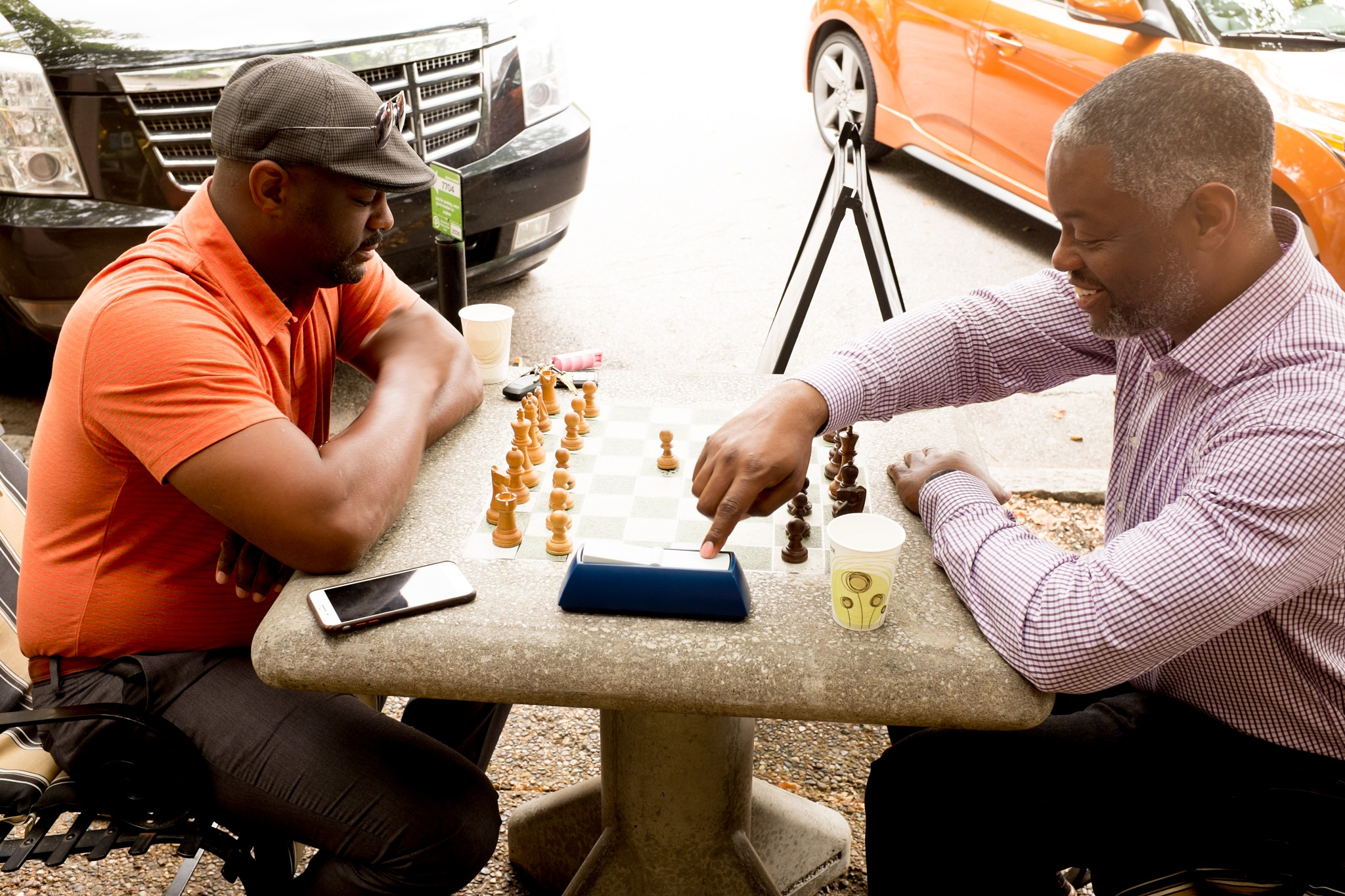 chess by lucky