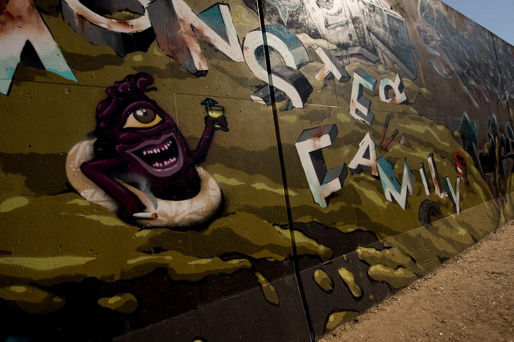 street art by lucky