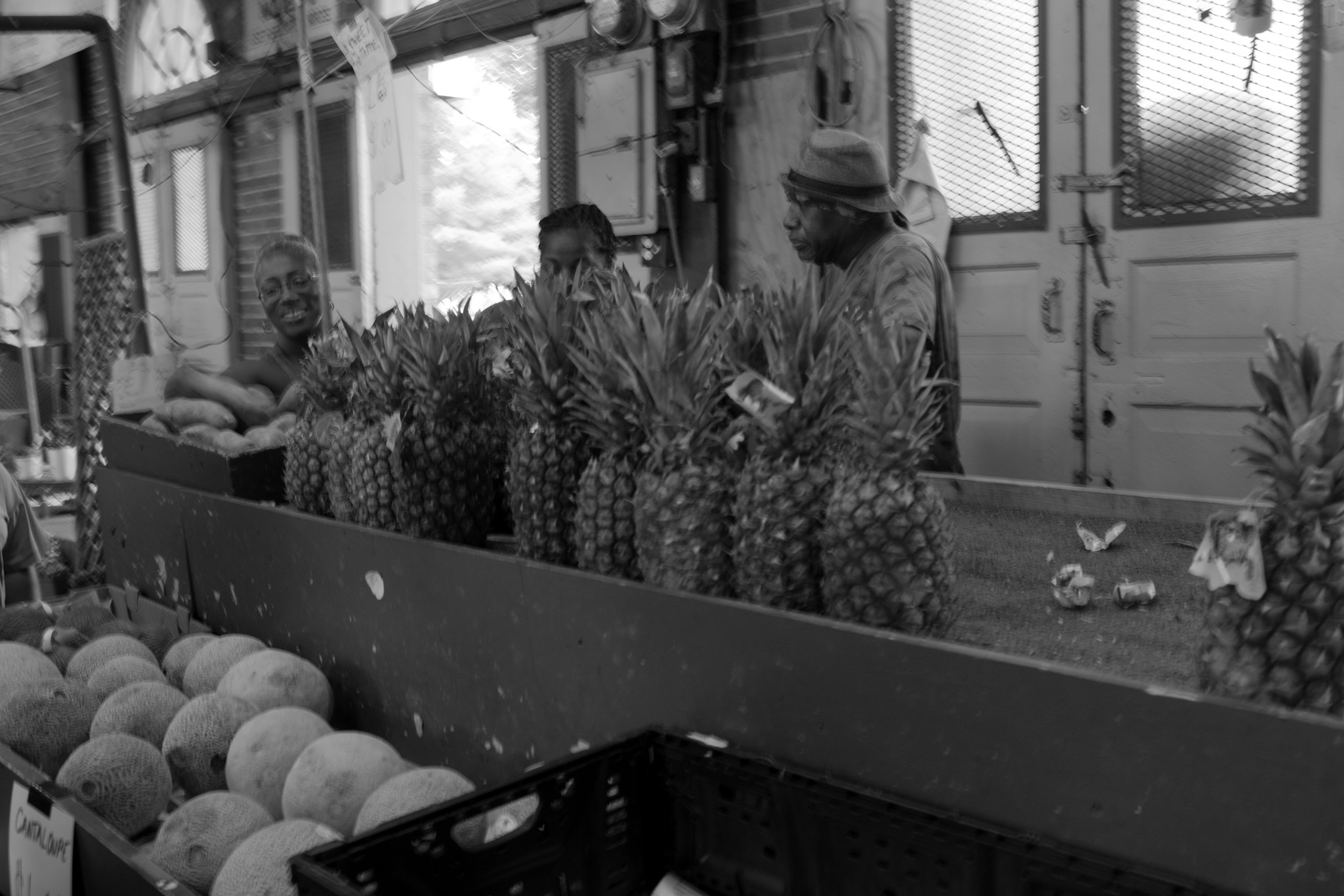 fruit stand & vendors by lucky