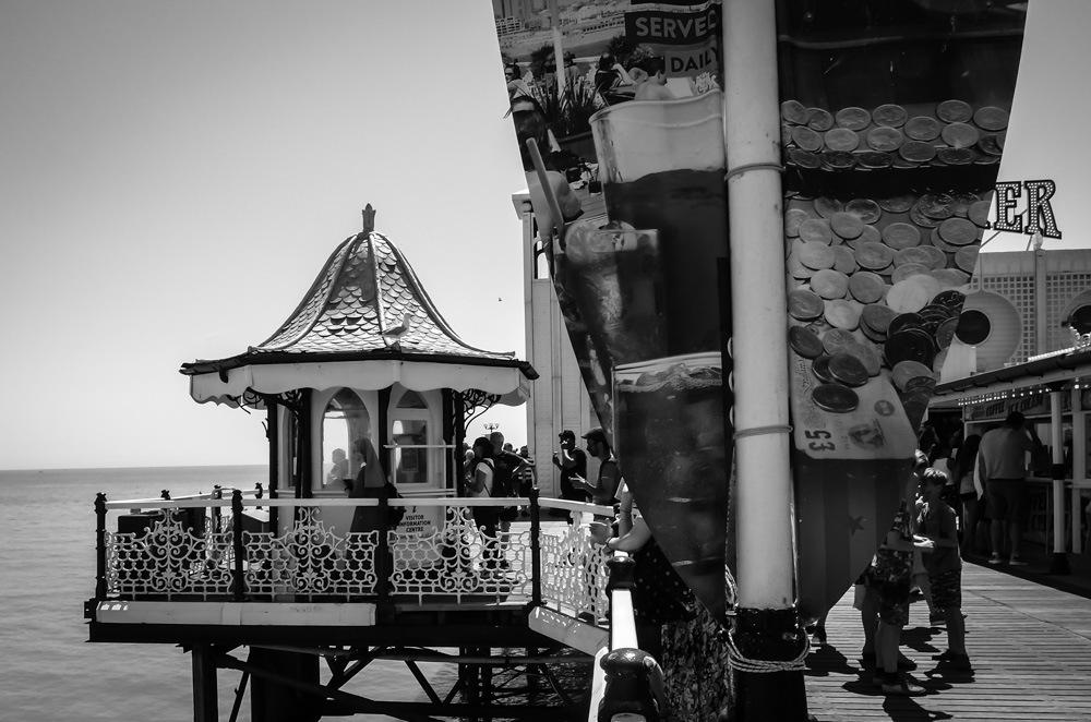 Brighton Pier by mygrumpy