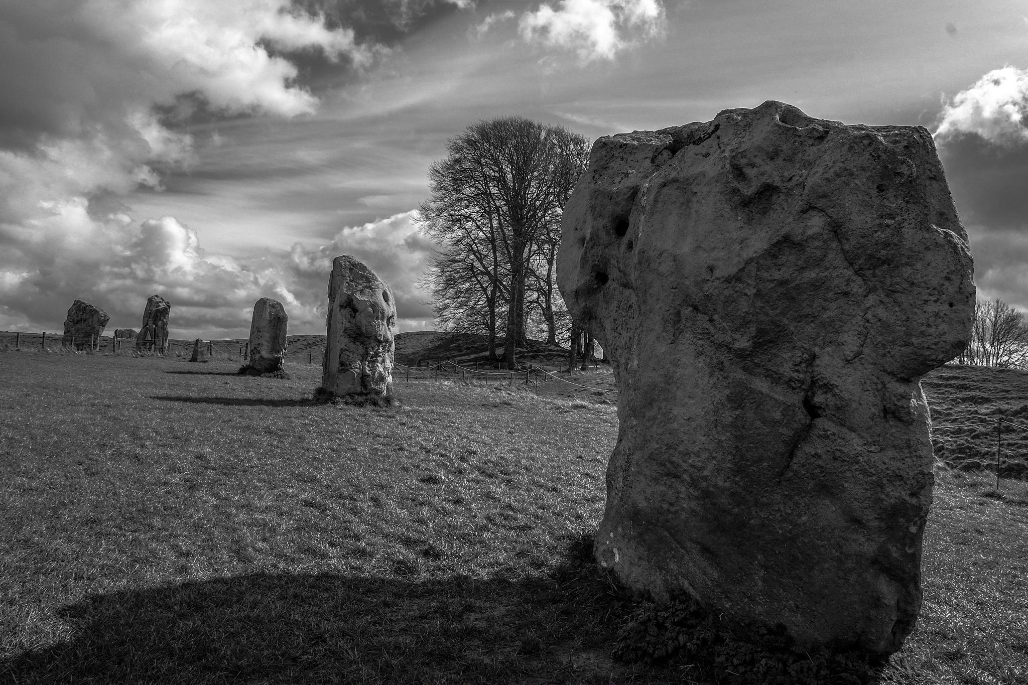 Avebury by Alexander Hug