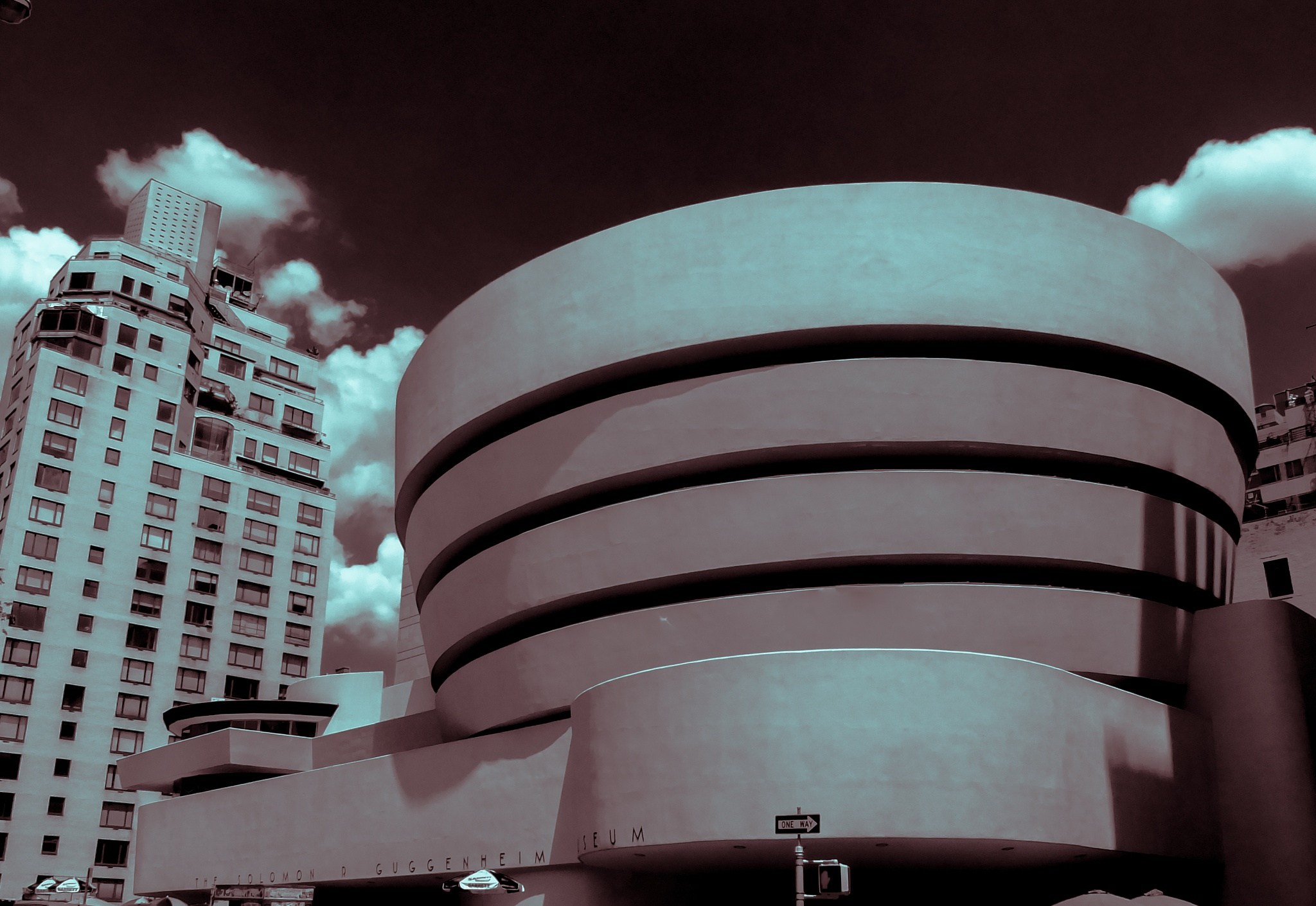 Photo in Cityscape #nyc #usa #the guggenheim museum