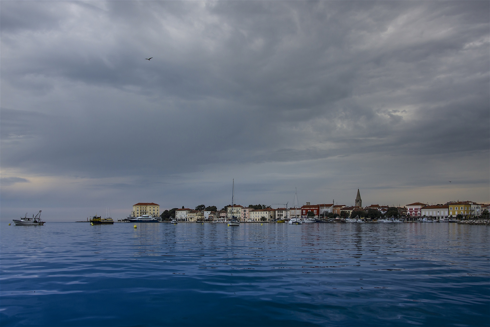 Porec by Thomas Wonderka