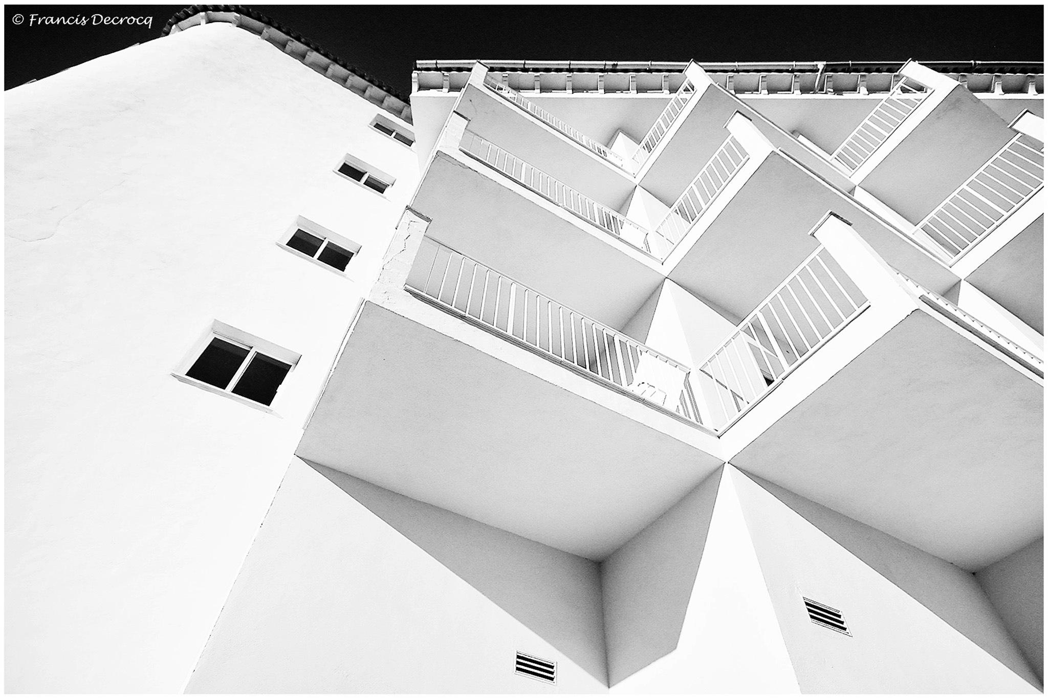 Lijnen by Francis Decrocq