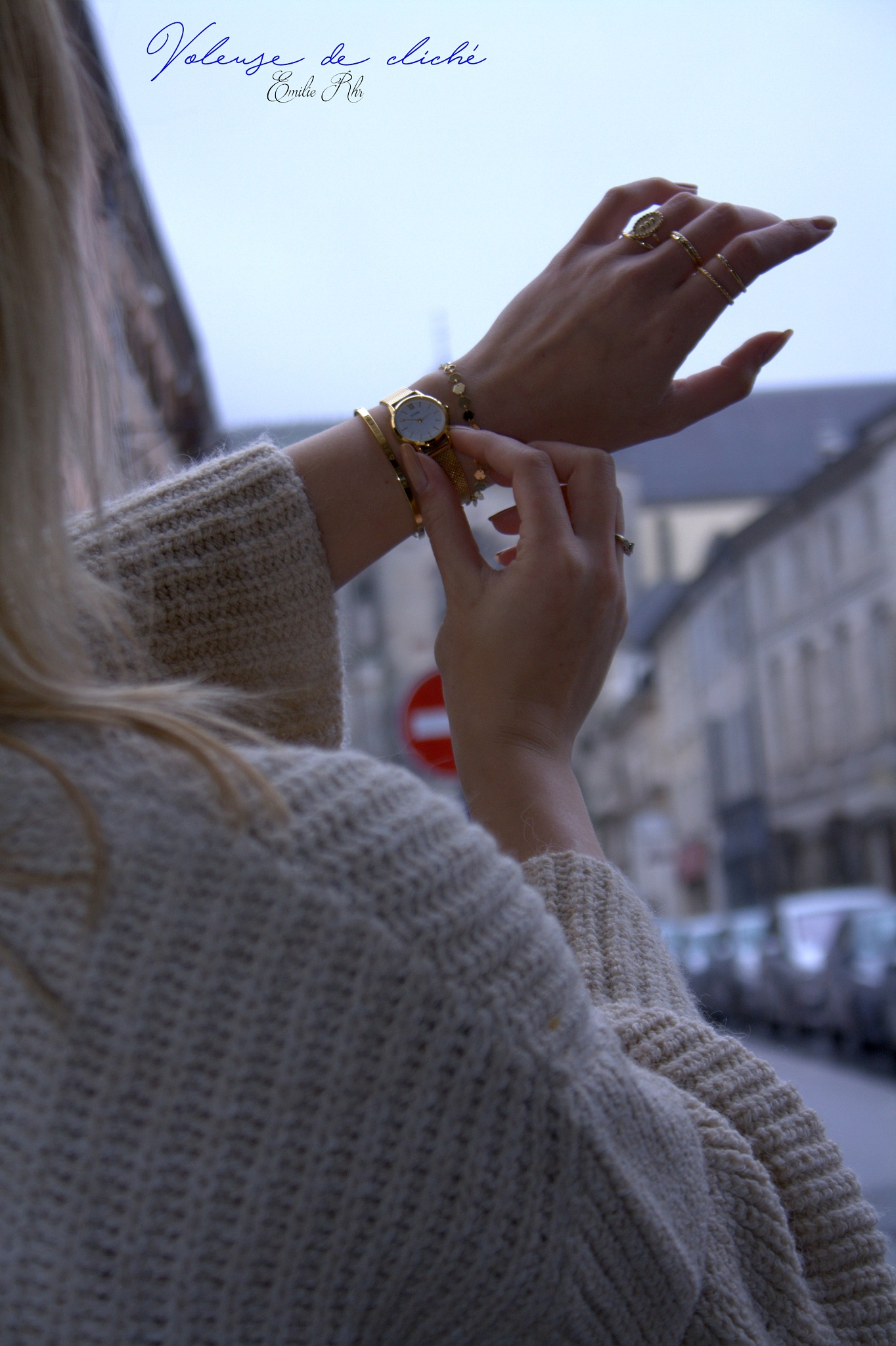 Time  by La Voleuse de Clichés