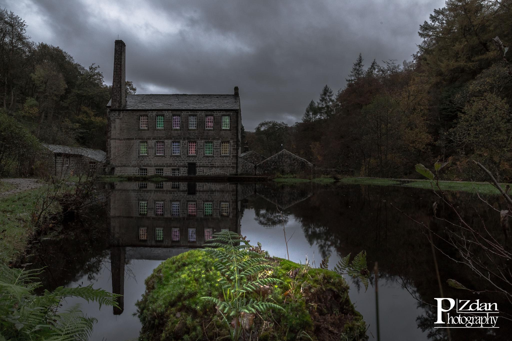 Gibson Mill. by paulzdanowicz