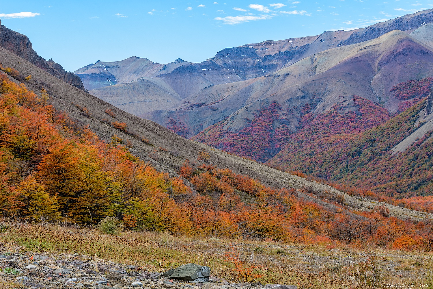 Photo in Landscape #autumn #colors of autumn #autumn in the mountains