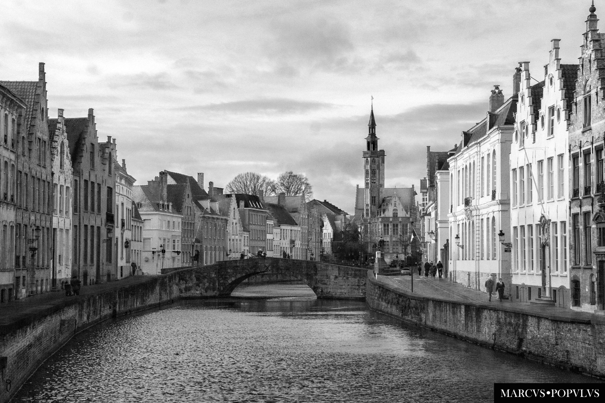 Brugge. by Marcus Populus