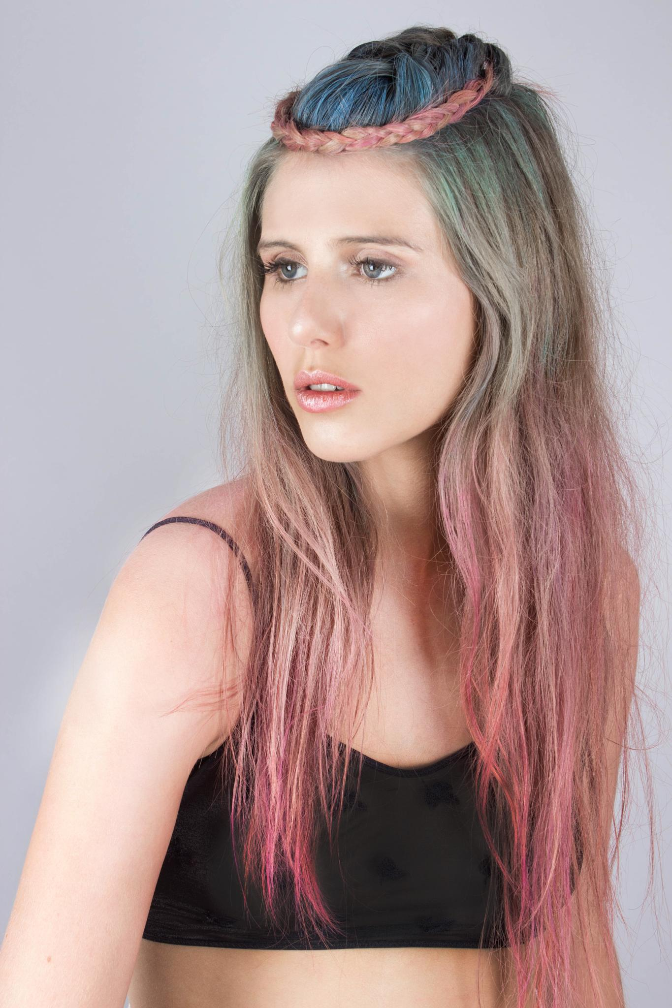RainbowHair by Cristobal Thumala Oettinger