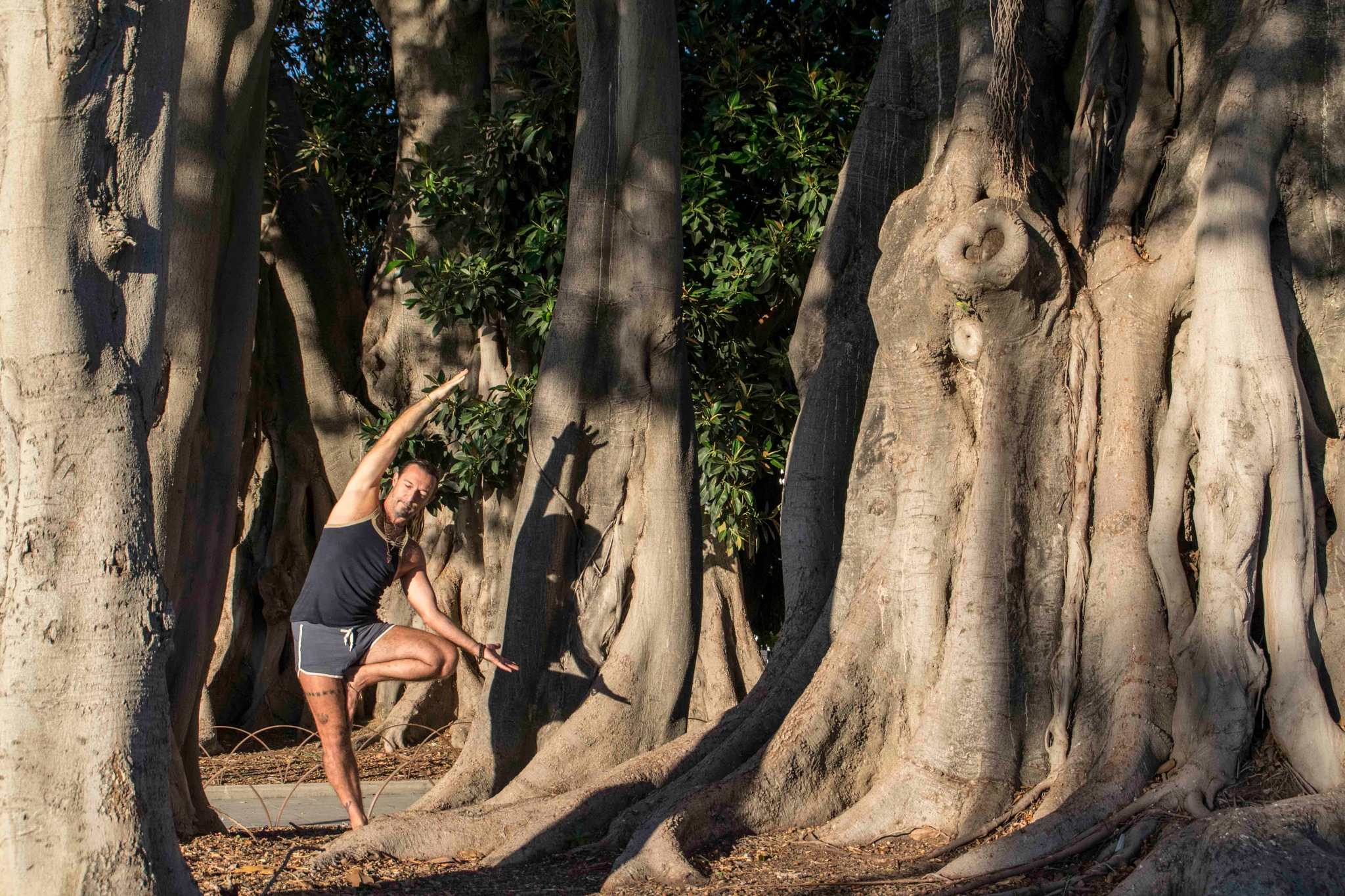 Yogascapes by Erik Salas