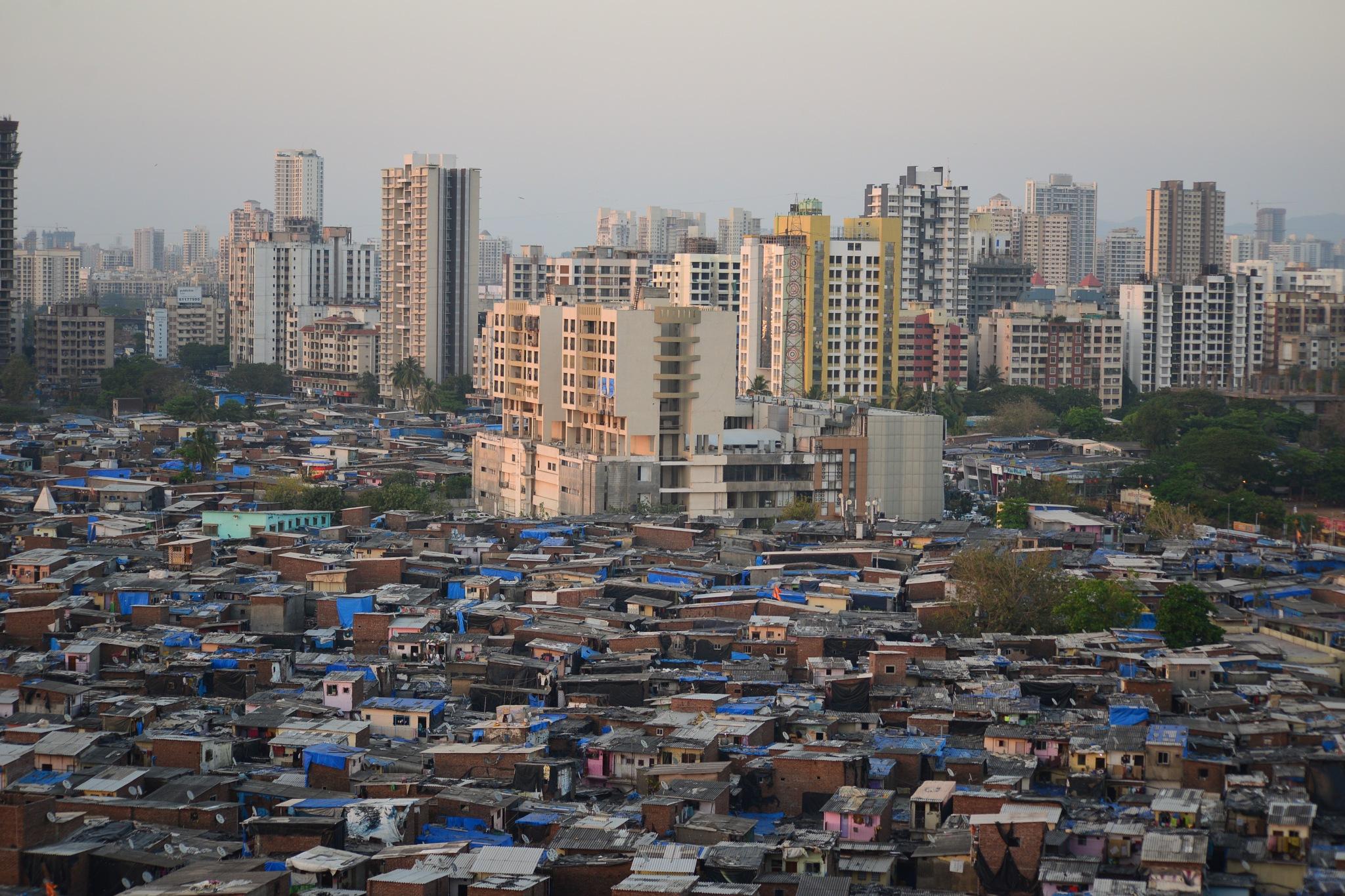 Bombay by NavedAnsari