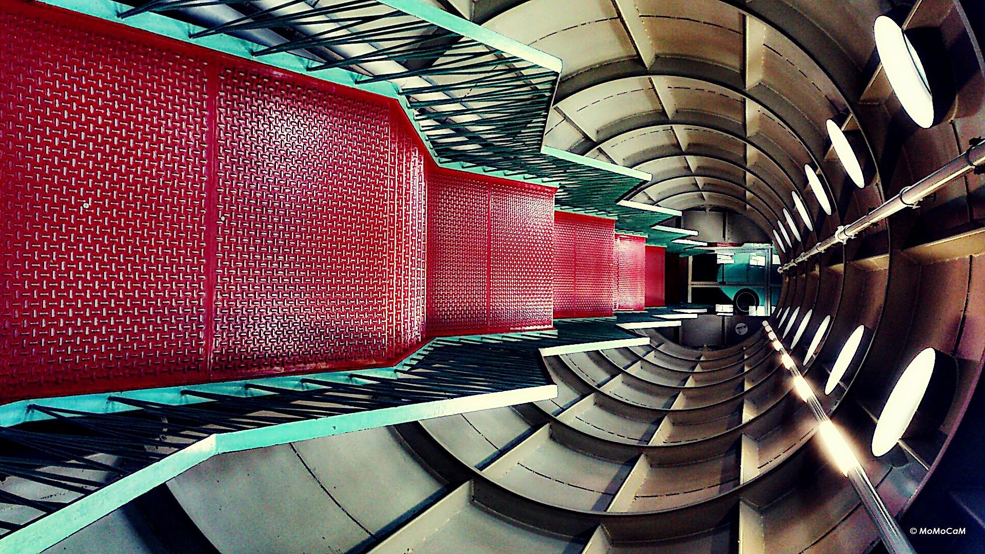 The Passageway by Moheb Radwan