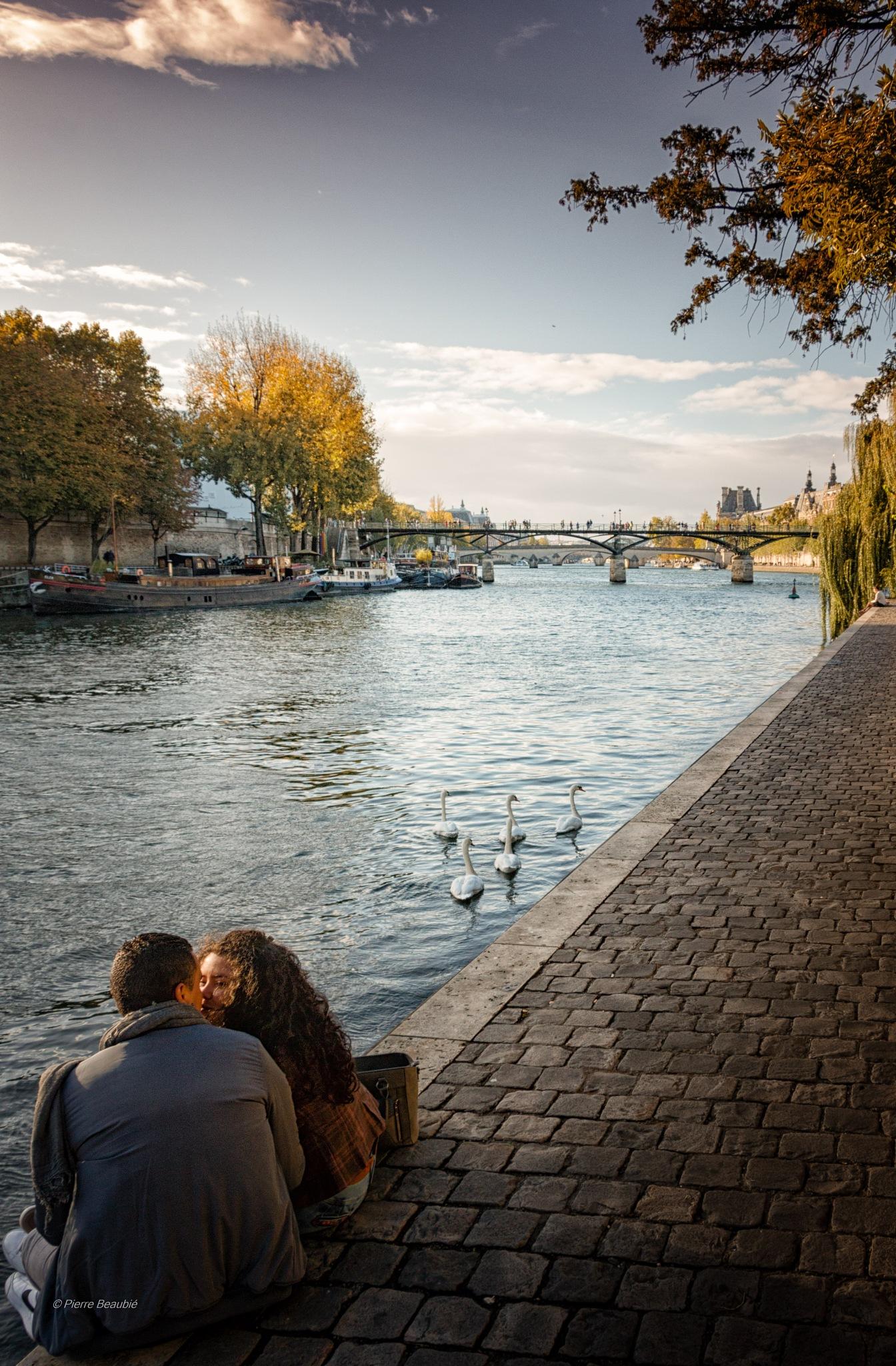 Romance... by Pierre Beaubié