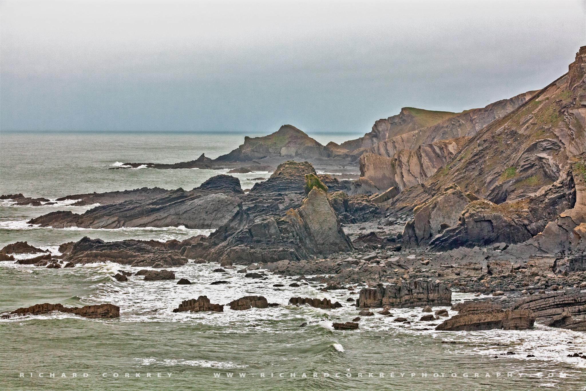 Warren Beach by Richard Corkrey